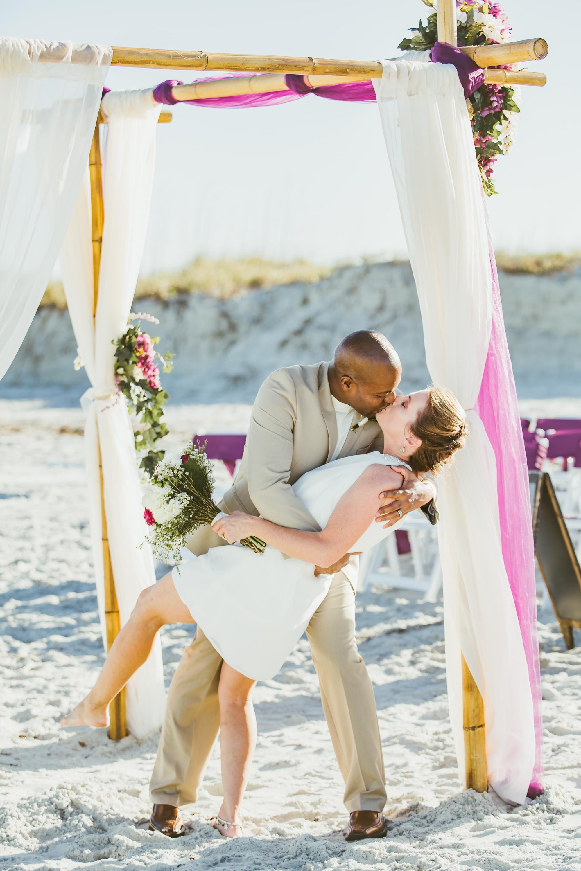 Violets & Seastars- November Ponce Inlet Wedding - Suzette & Dwight 85.jpg