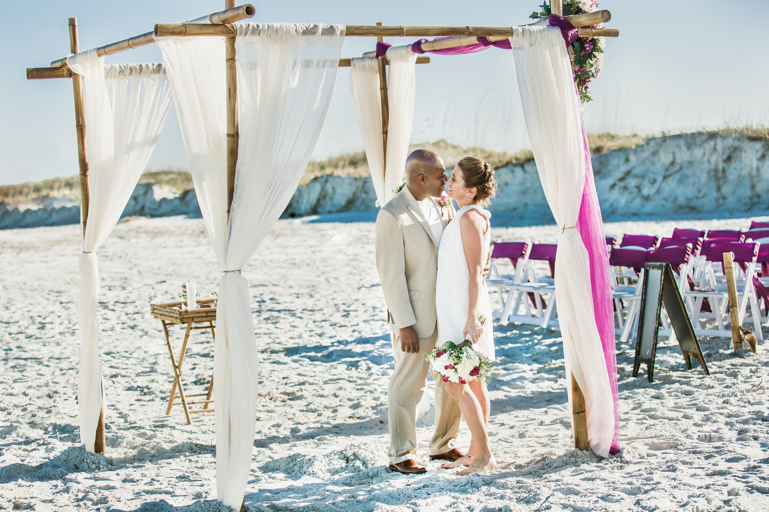 Violets & Seastars- November Ponce Inlet Wedding - Suzette & Dwight 84.jpg