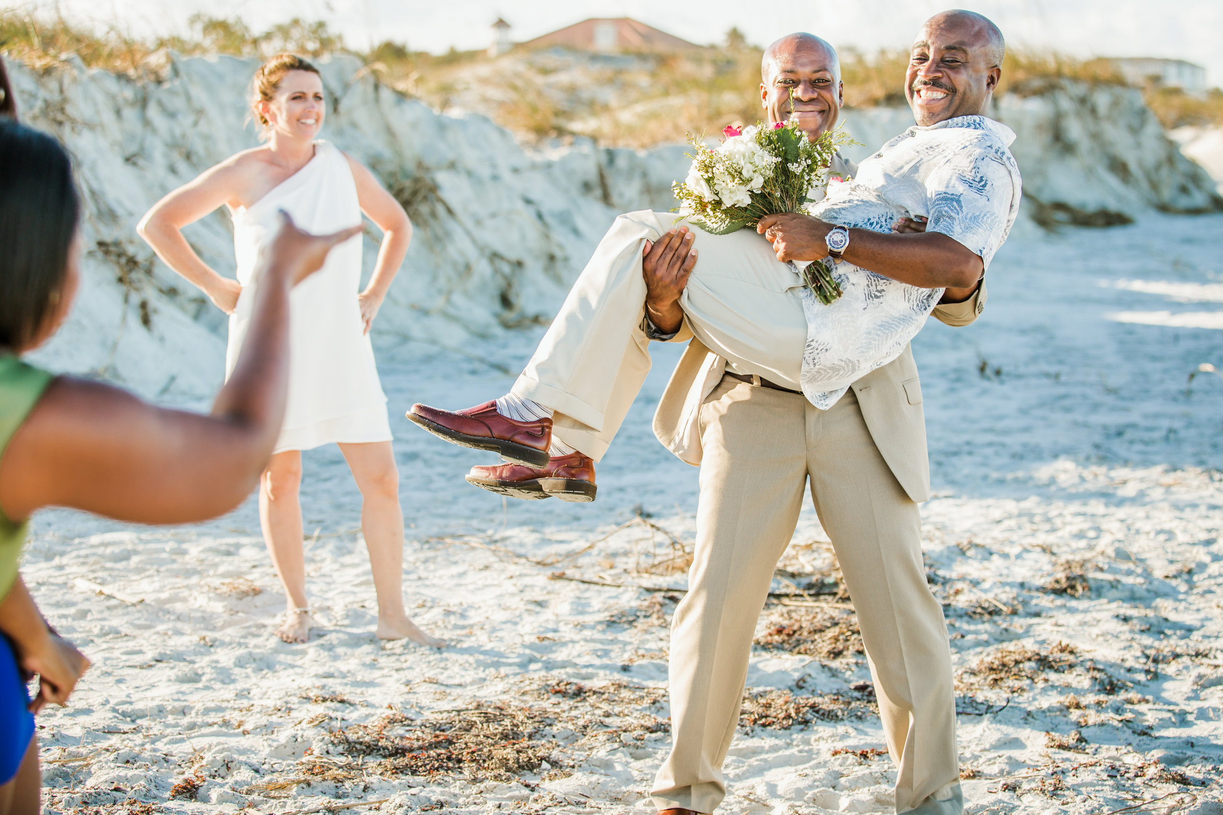 Violets & Seastars- November Ponce Inlet Wedding - Suzette & Dwight 111.jpg