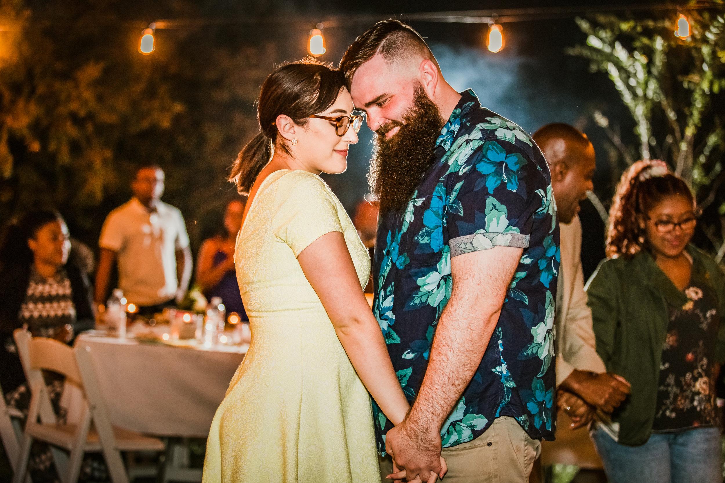 Violets & Seastars- November Ponce Inlet Wedding - Suzette & Dwight 183.jpg