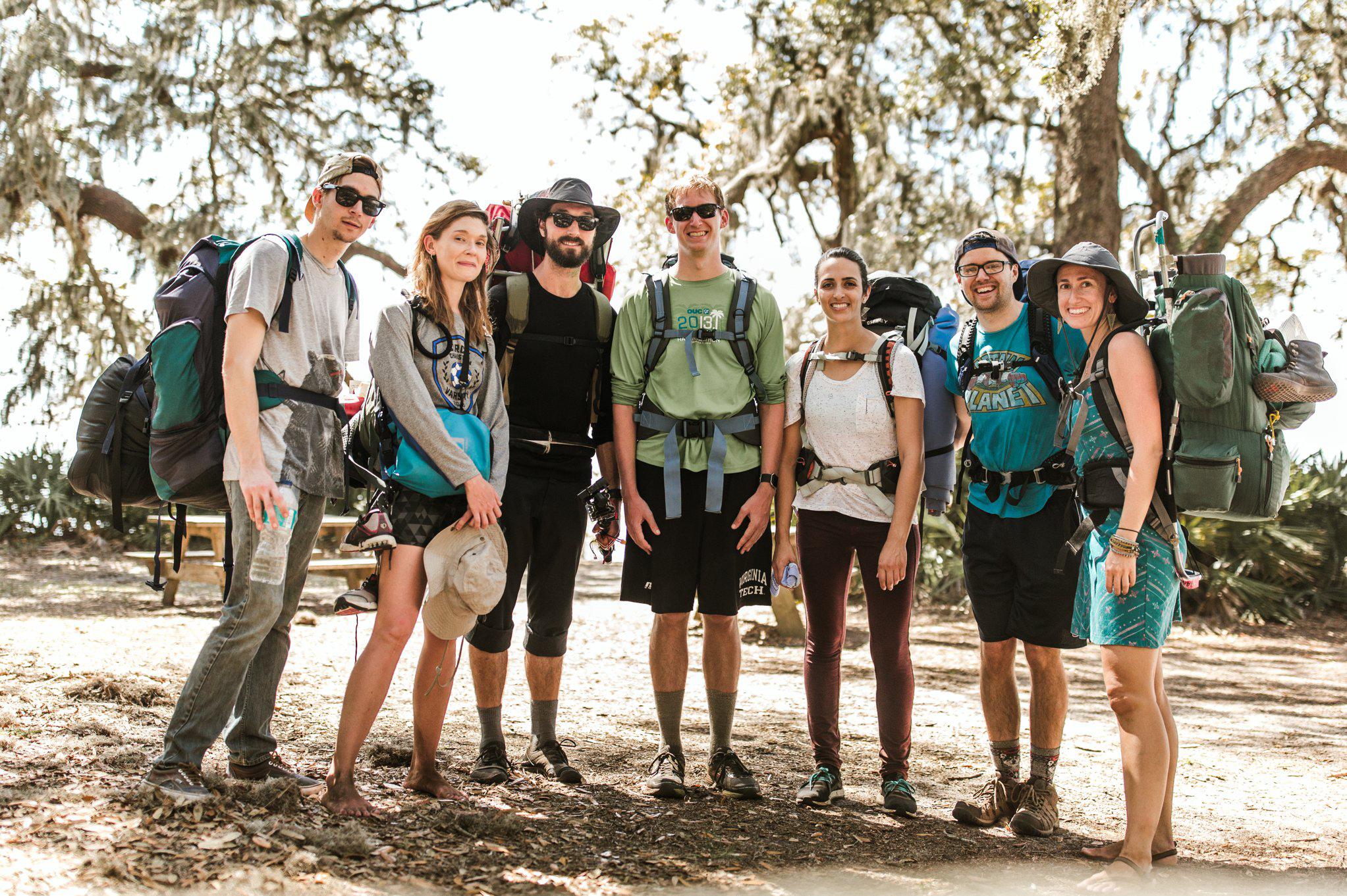 outdoor backpacking adventure photography- Cumberland Island National Seashore 2017 048.jpg
