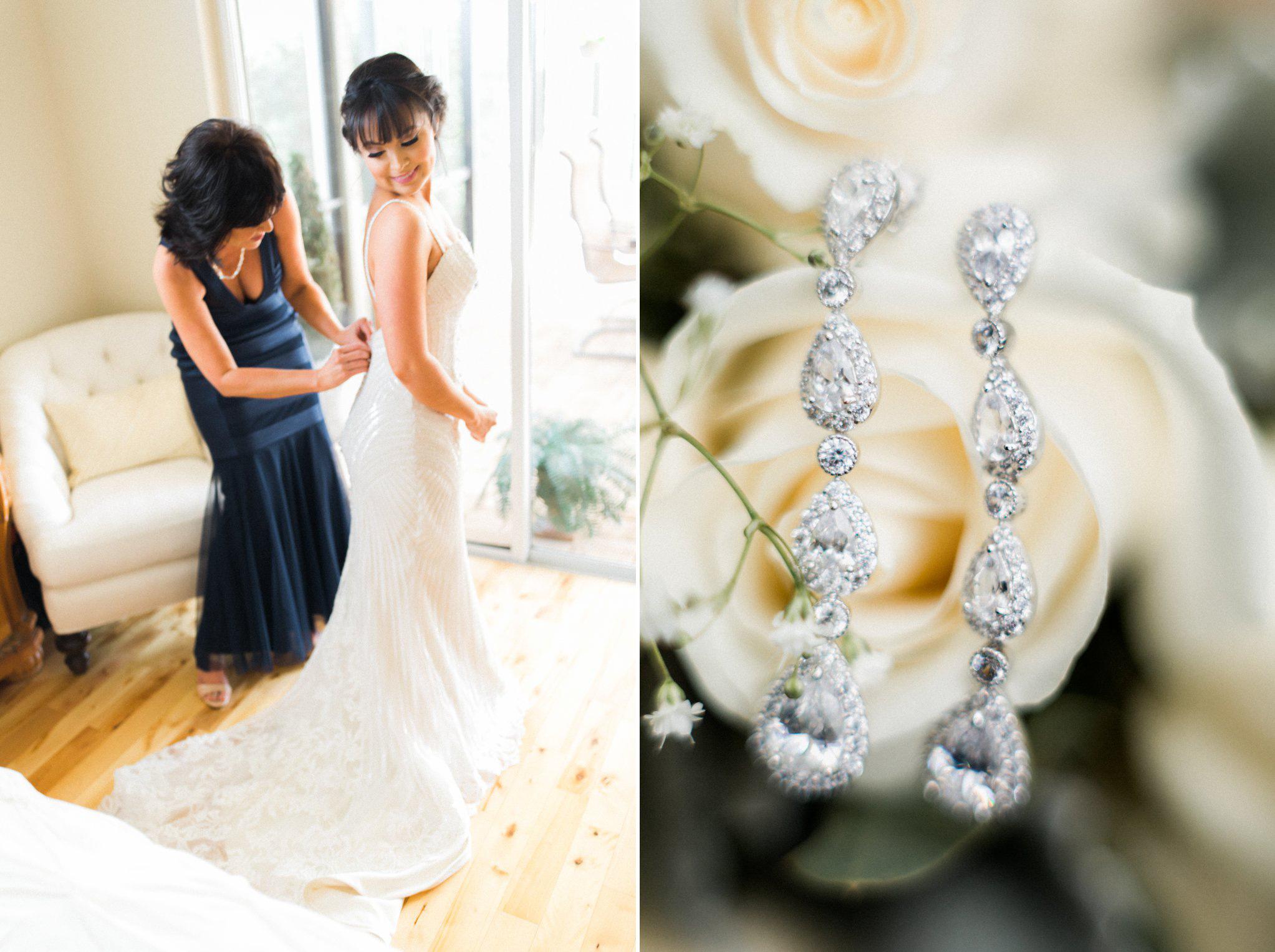 Romantic Secret Garden Navy + Pink Wedding with Harpist- Kraft Azalea Gardens - The Alzates 6.jpg