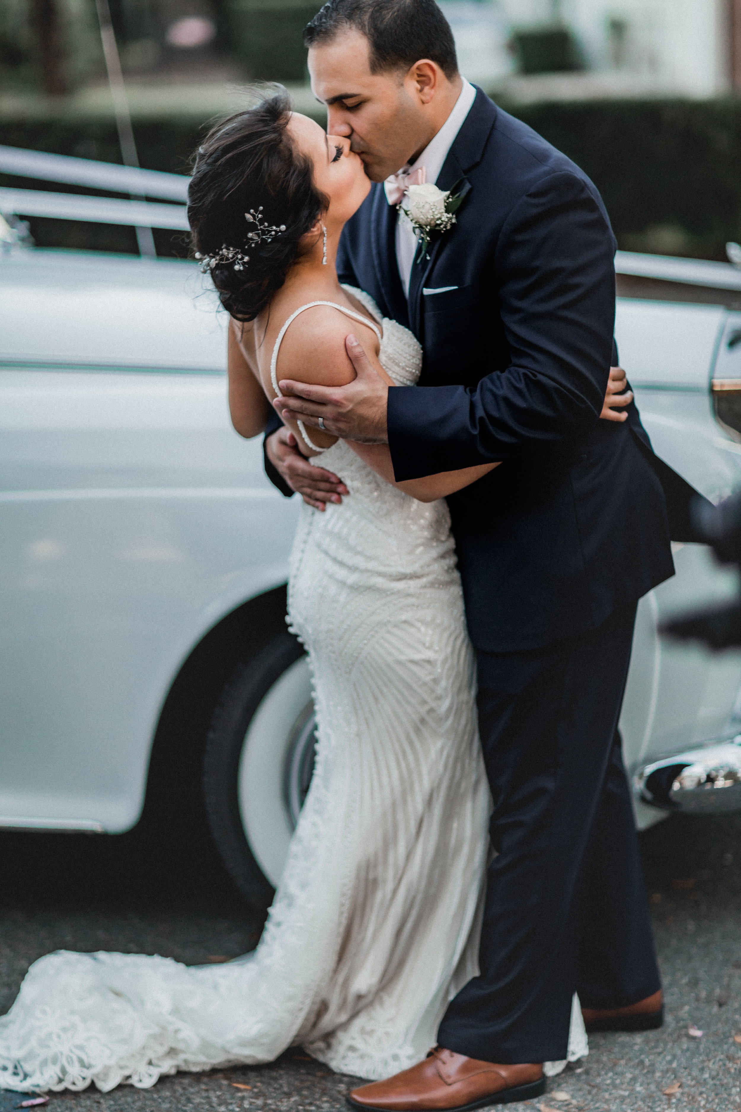4. Bride + Groom - Kraft Azalea Garden Wedding of Alexandra + Anthony 96.jpg