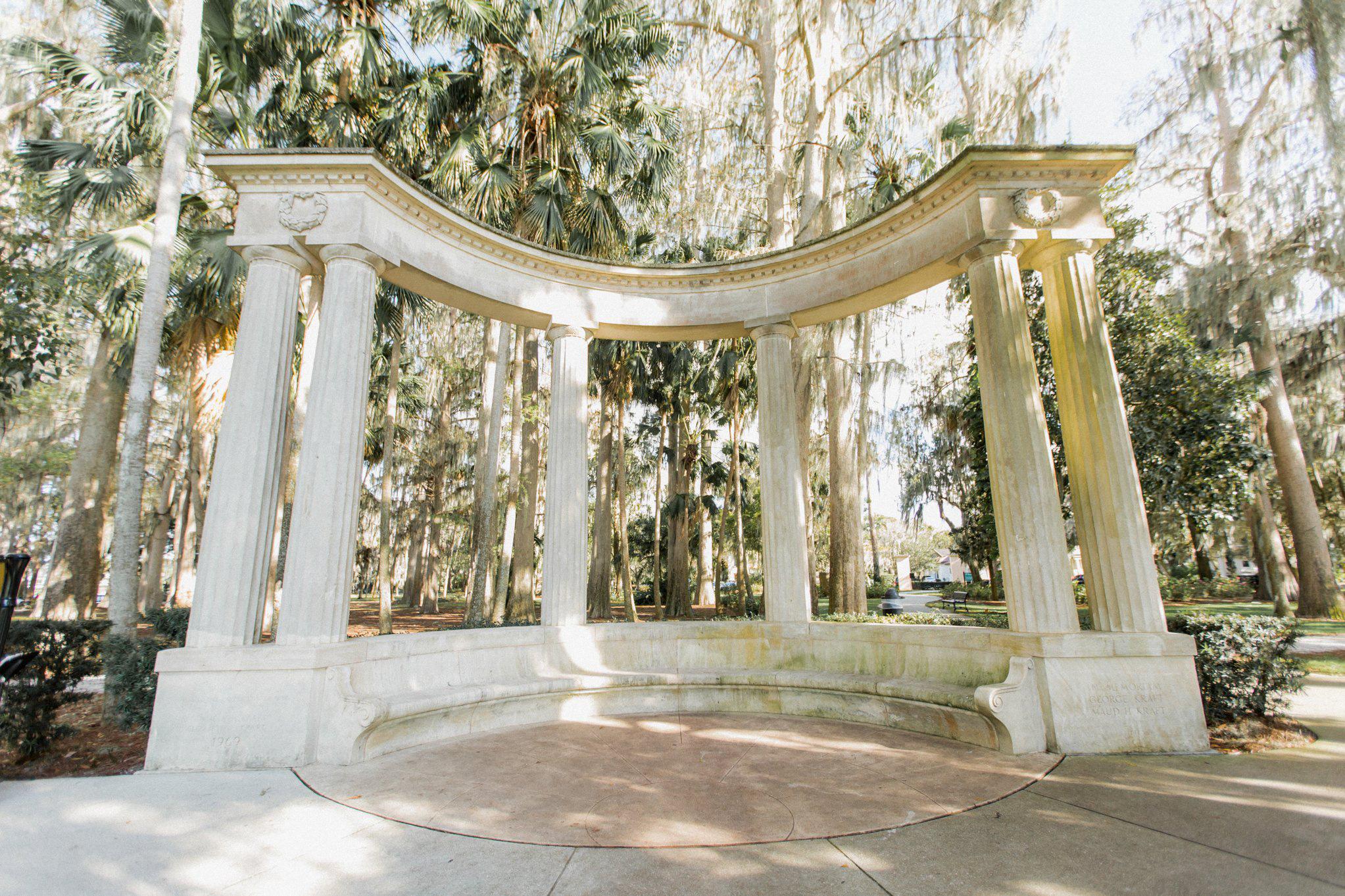 Romantic Secret Garden Navy + Pink Wedding with Harpist- Kraft Azalea Gardens - The Alzates 21.jpg
