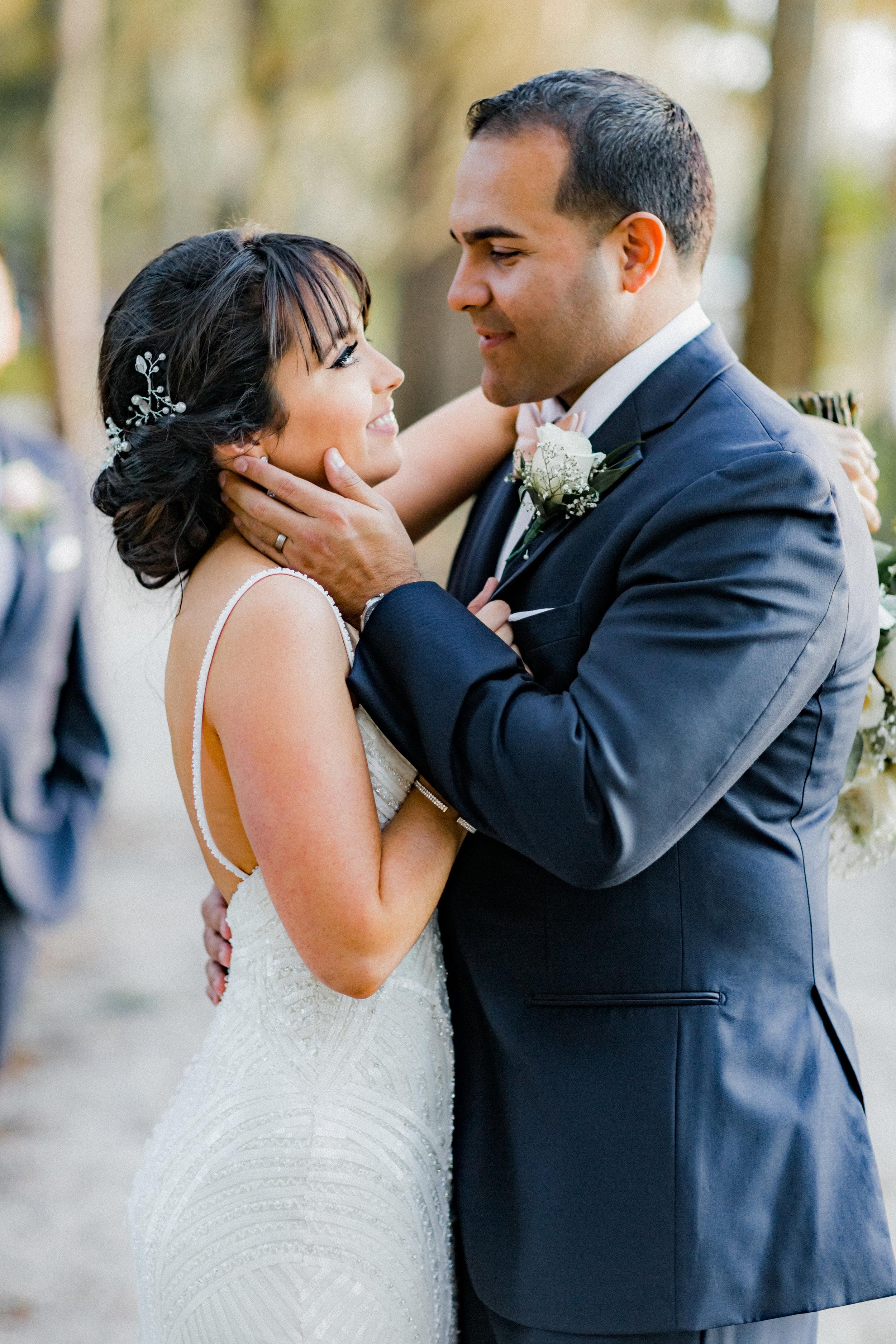 4. Bride + Groom - Kraft Azalea Garden Wedding of Alexandra + Anthony 31.jpg