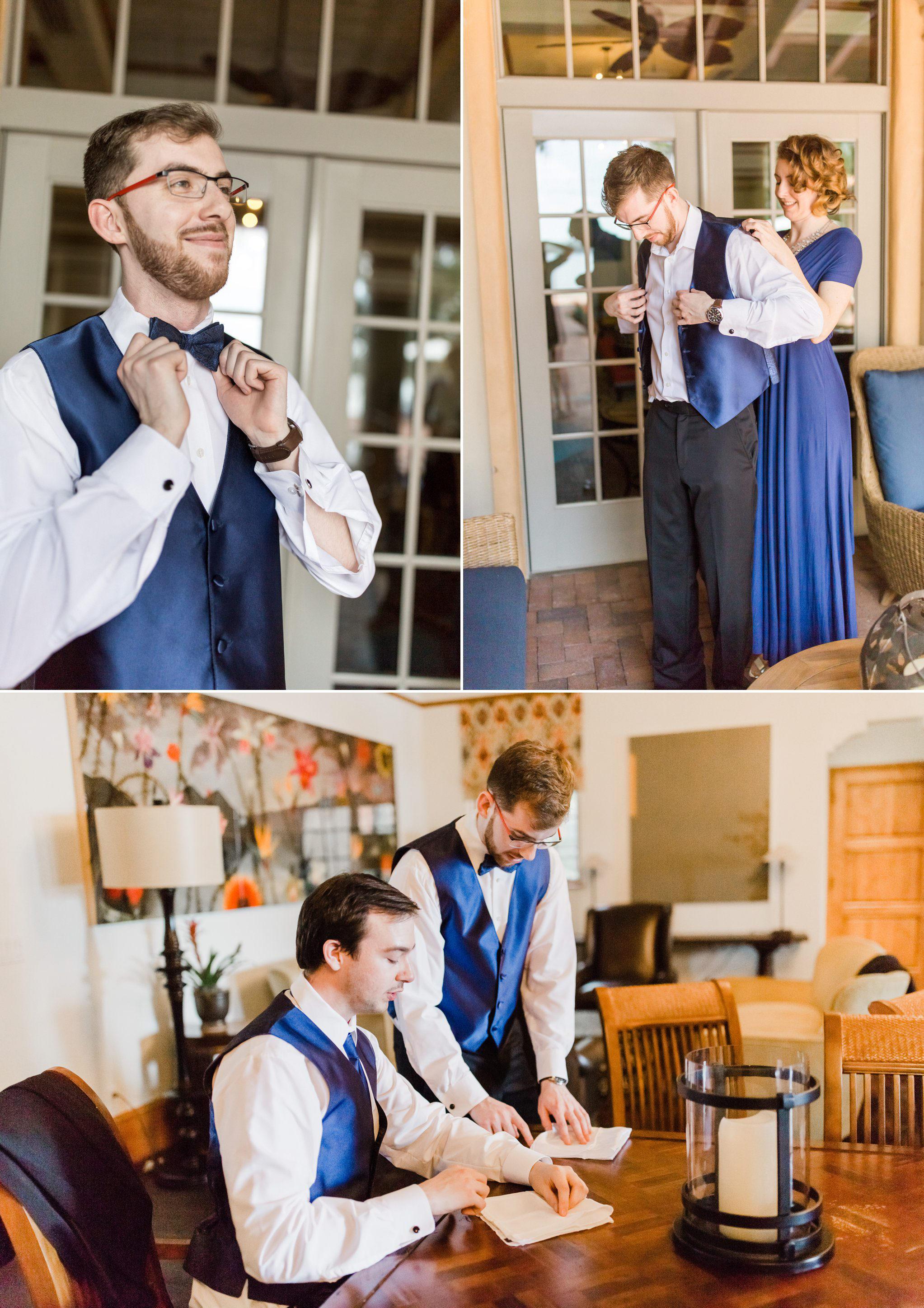 Rollins Chapel + Orlando Science Center Gay LGBT Dinosaur Themed Wedding Adam + Craig 4.jpg