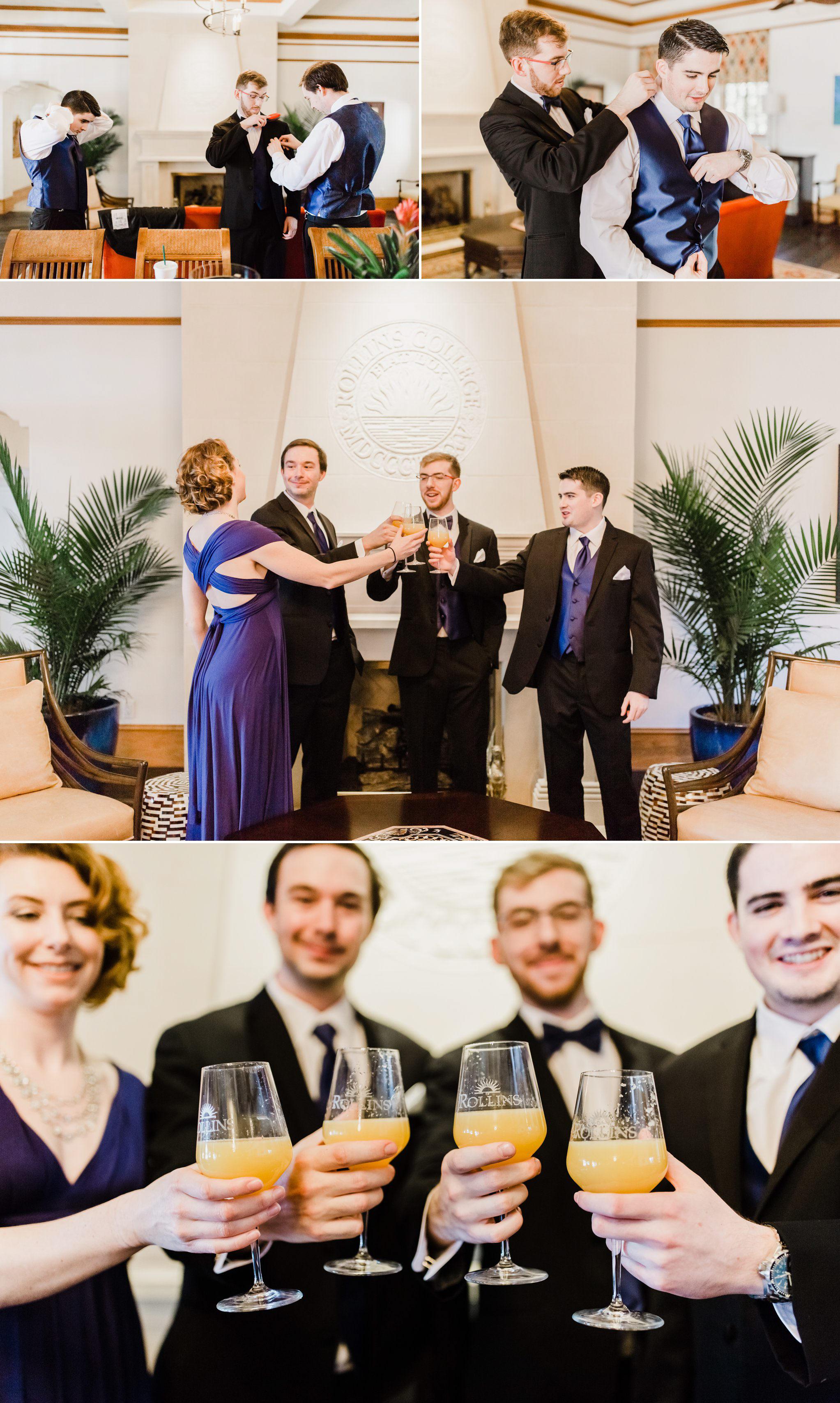 Rollins Chapel + Orlando Science Center Gay LGBT Dinosaur Themed Wedding Adam + Craig 5.jpg