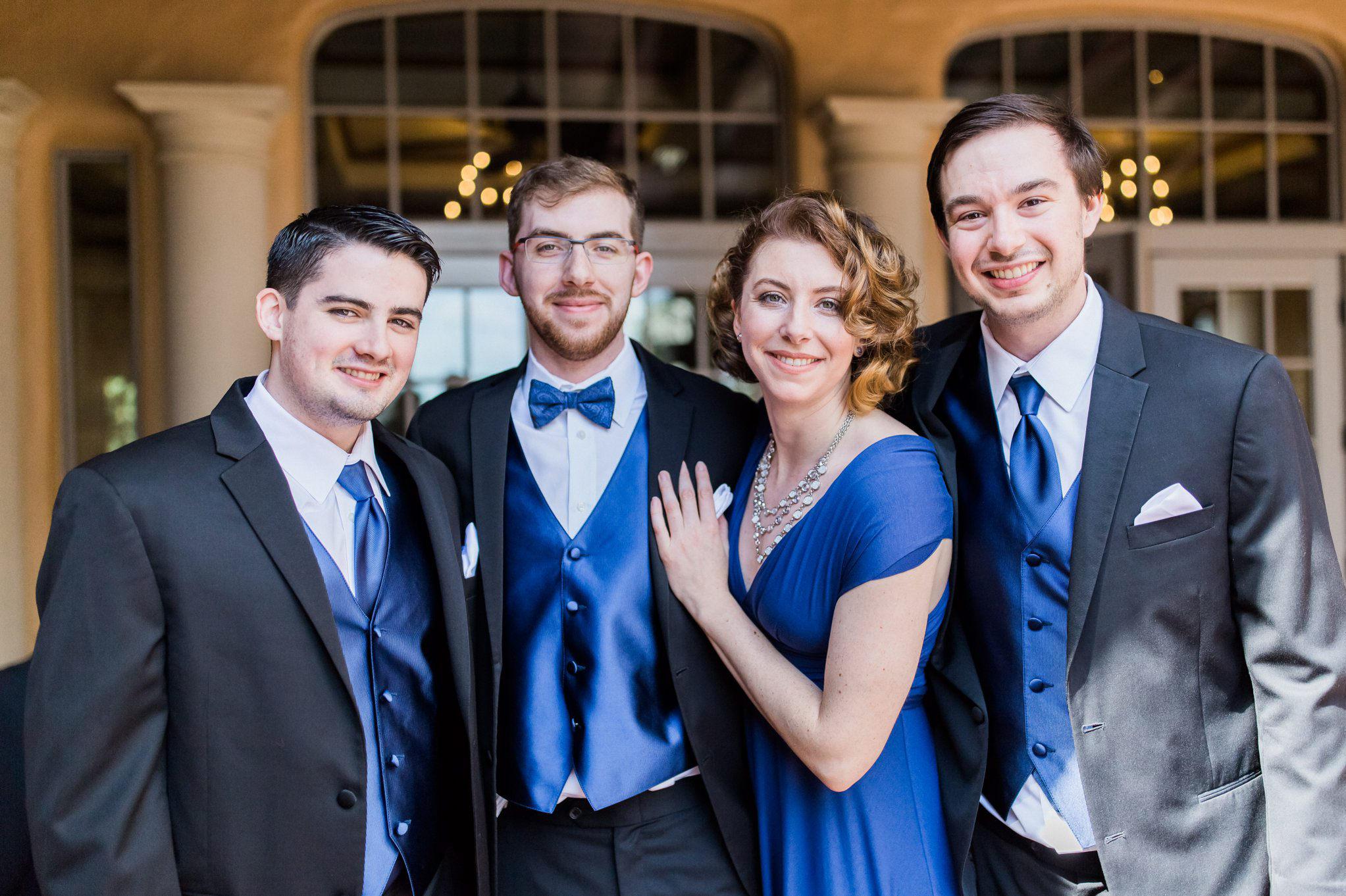 Rollins Chapel + Orlando Science Center Gay LGBT Dinosaur Themed Wedding Adam + Craig 6.jpg