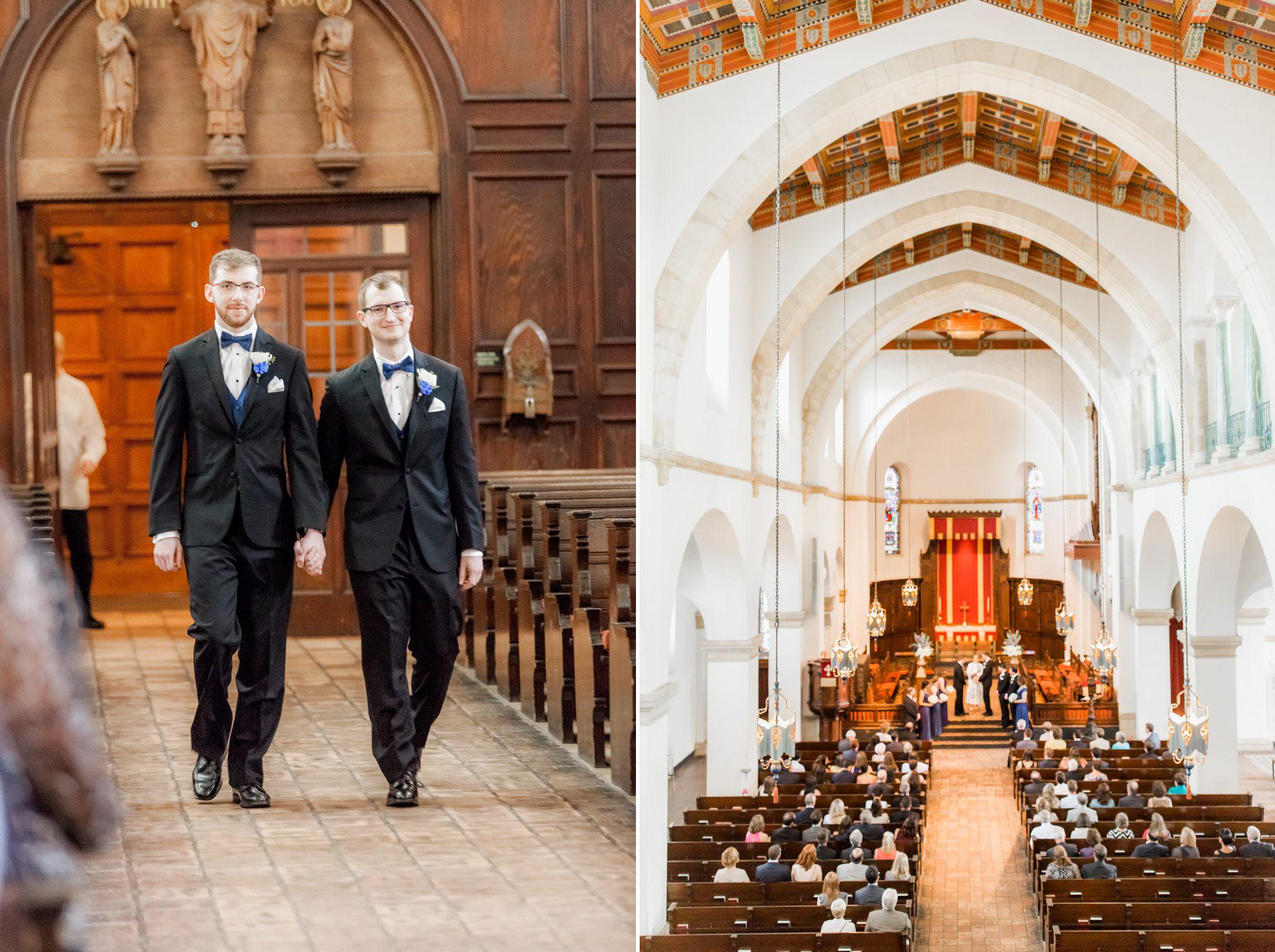 Rollins Chapel + Orlando Science Center Gay LGBT Dinosaur Themed Wedding Adam + Craig 19.jpg