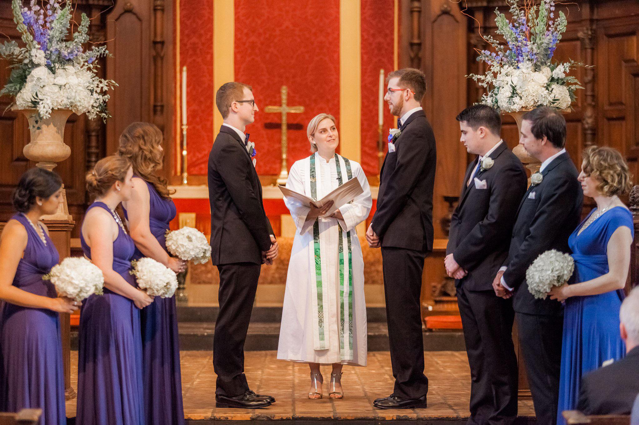 Rollins Chapel + Orlando Science Center Gay LGBT Dinosaur Themed Wedding Adam + Craig 21.jpg