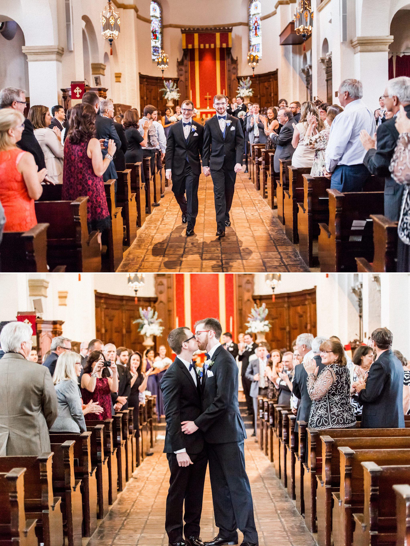 Rollins Chapel + Orlando Science Center Gay LGBT Dinosaur Themed Wedding Adam + Craig 25.jpg