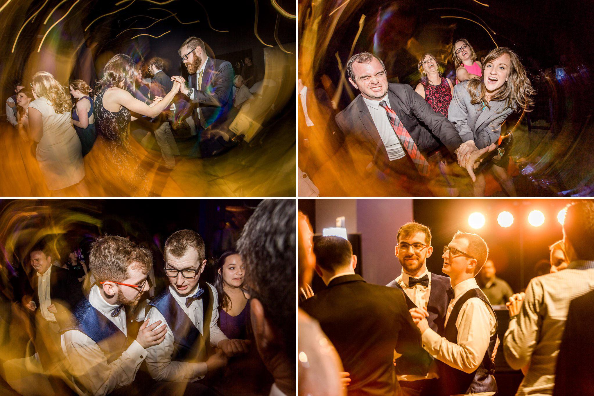 Rollins Chapel + Orlando Science Center Gay LGBT Dinosaur Themed Wedding Adam + Craig 60.jpg