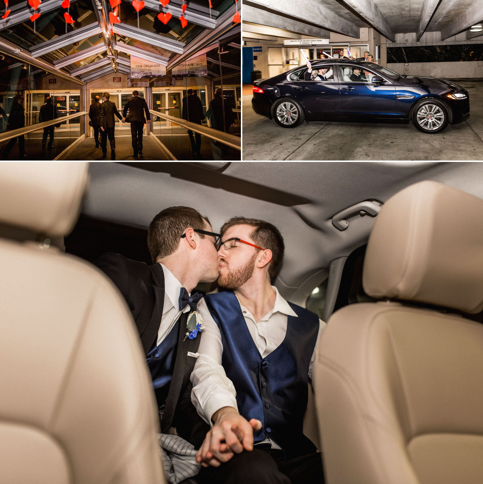 Rollins Chapel + Orlando Science Center Gay LGBT Dinosaur Themed Wedding Adam + Craig 67.jpg