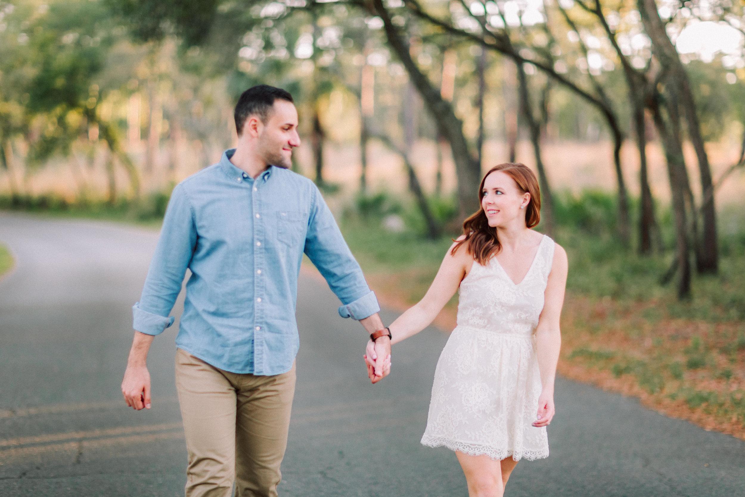 Orlando Engagement session at Wekiva Springs State Park nature-Anthony + Christine 27.jpg