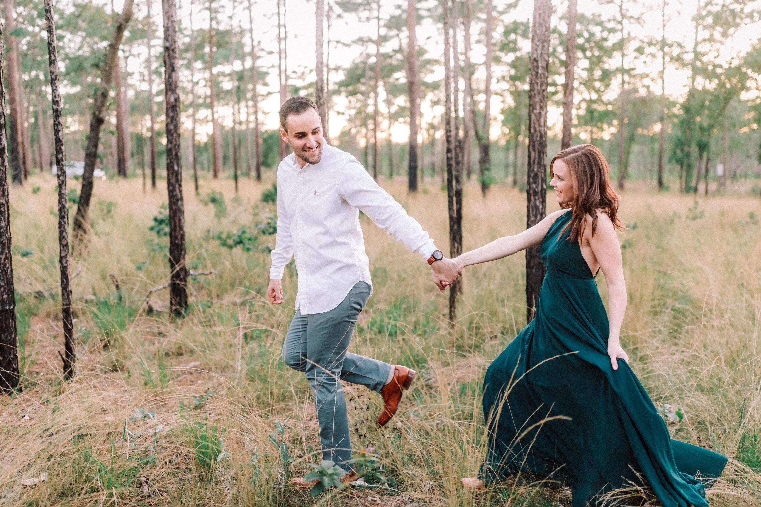 Orlando Engagement session at Wekiva Springs State Park nature-Anthony + Christine 40.jpg