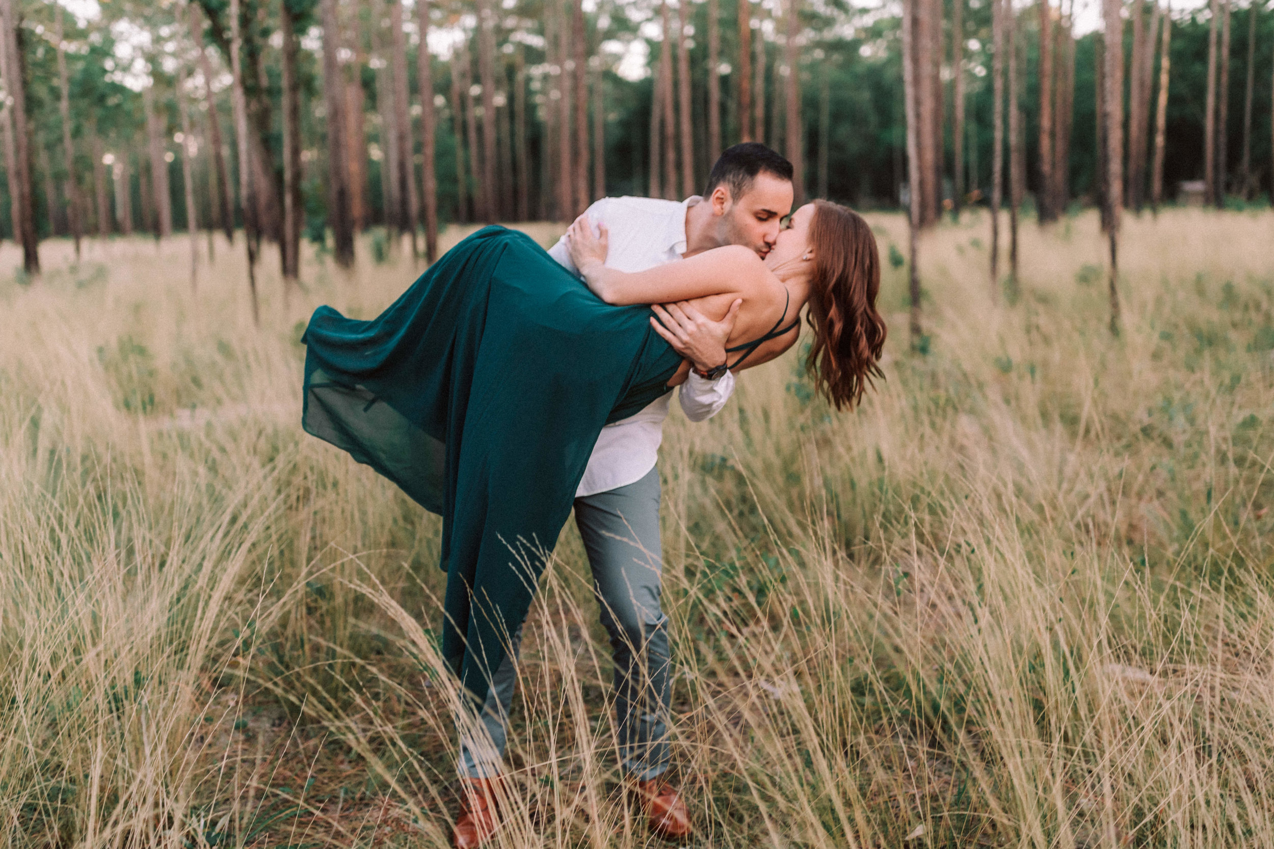 Orlando Engagement session at Wekiva Springs State Park nature-Anthony + Christine 43.jpg