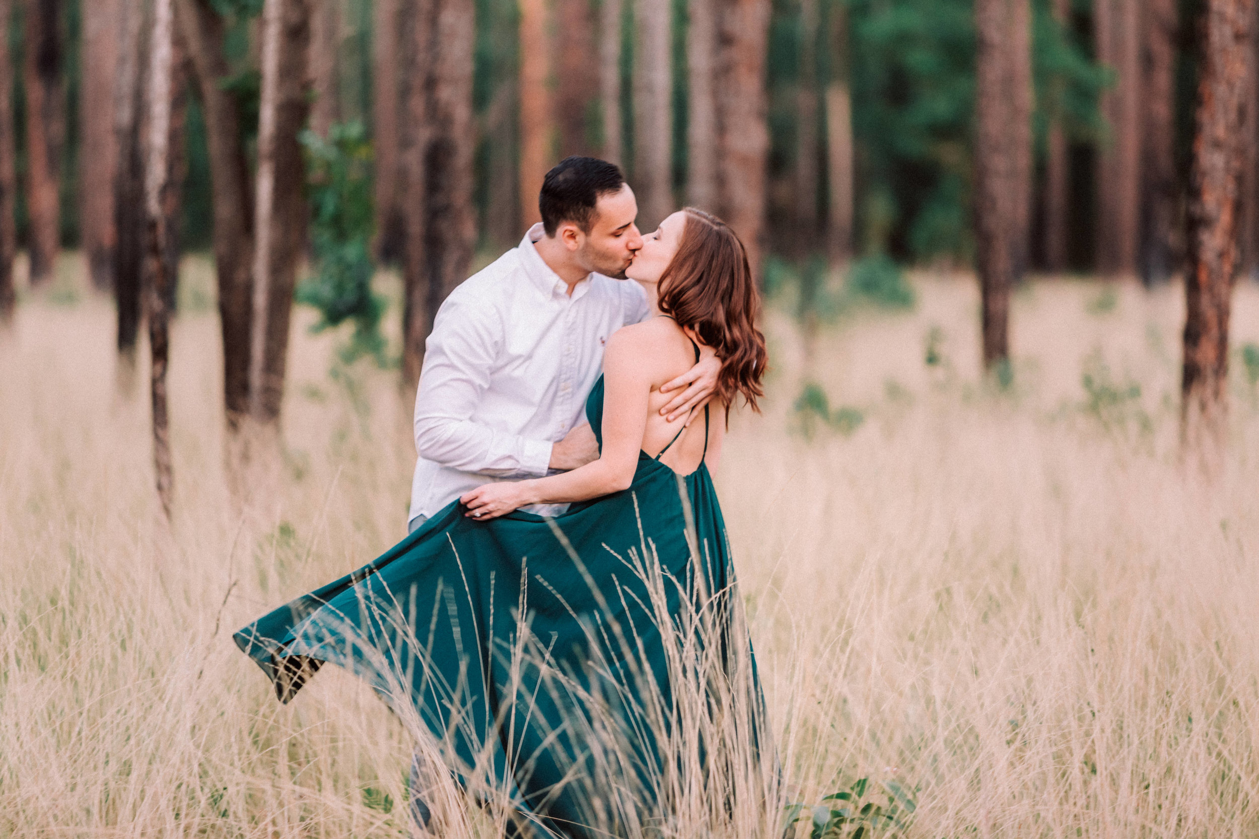 Orlando Engagement session at Wekiva Springs State Park nature-Anthony + Christine 51.jpg