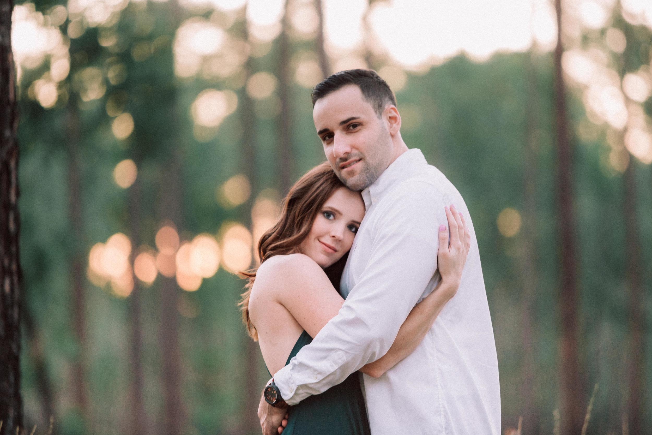 Orlando Engagement session at Wekiva Springs State Park nature-Anthony + Christine 53.jpg