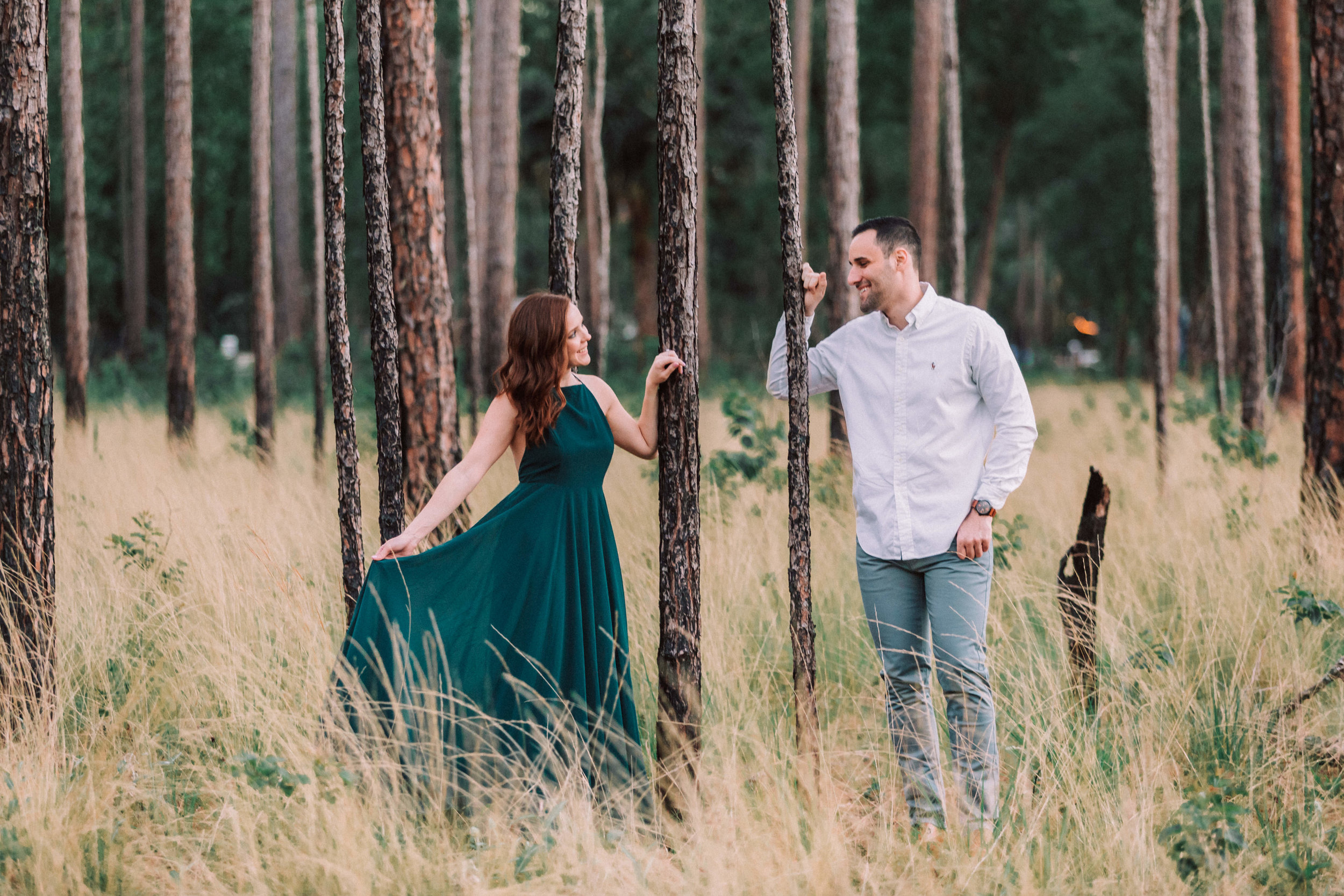Orlando Engagement session at Wekiva Springs State Park nature-Anthony + Christine 60.jpg