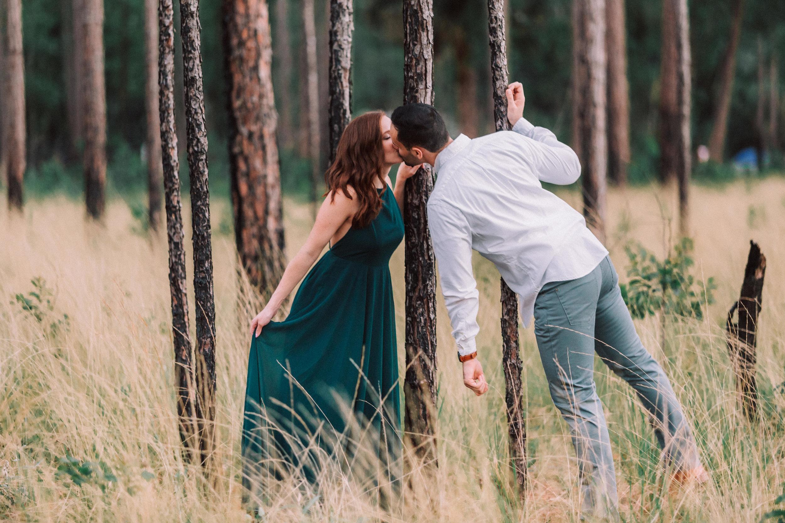 Orlando Engagement session at Wekiva Springs State Park nature-Anthony + Christine 62.jpg