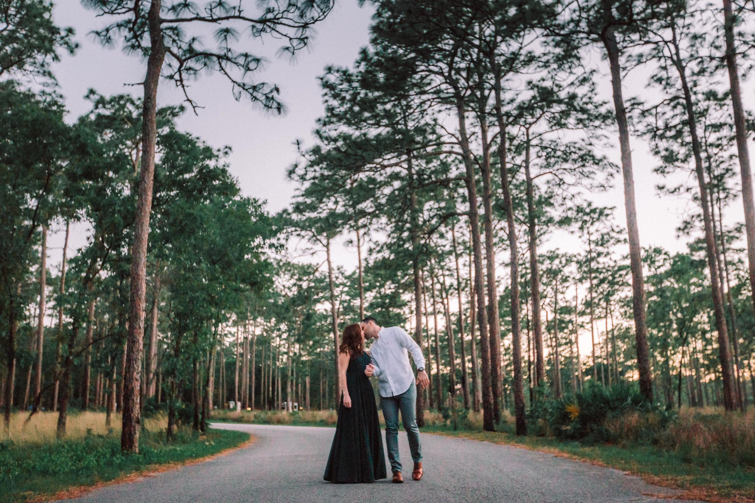 Orlando Engagement session at Wekiva Springs State Park nature-Anthony + Christine 73.jpg