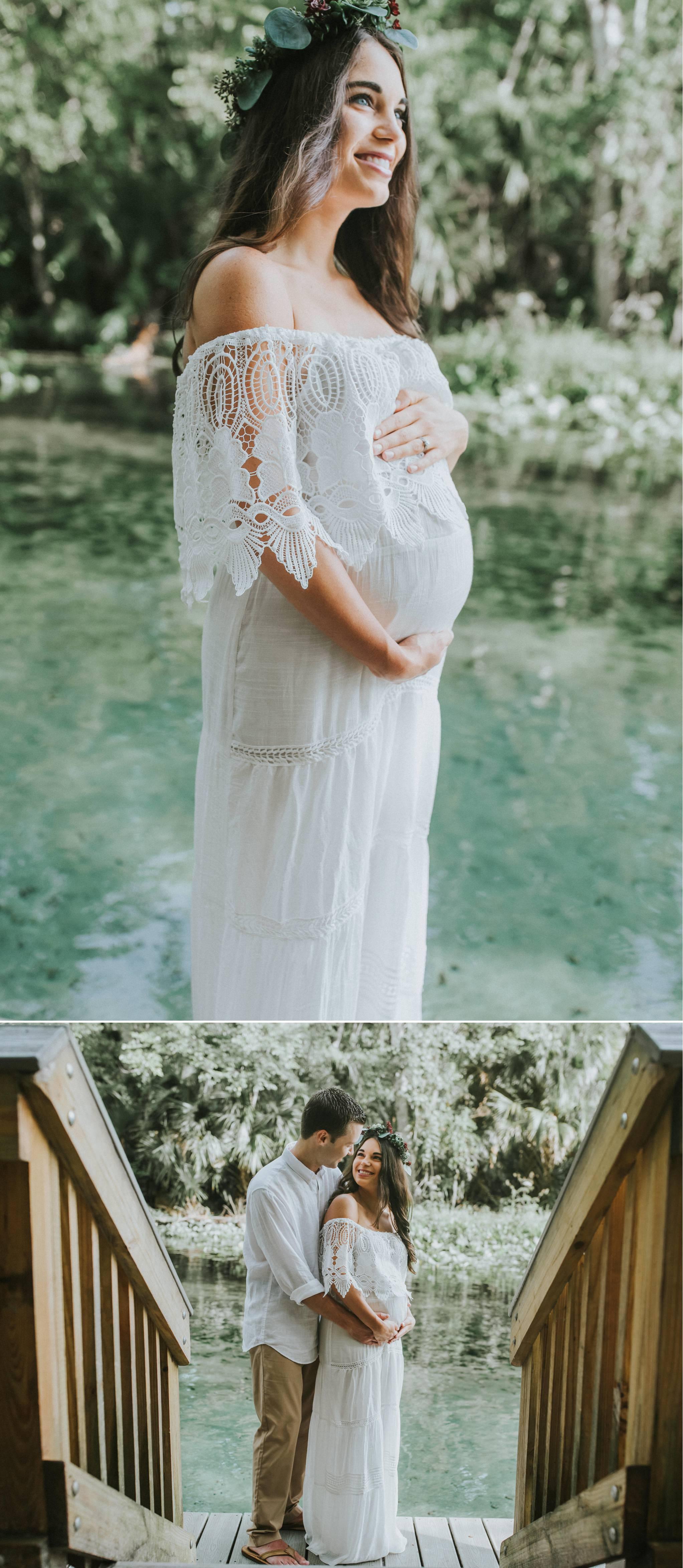 Wekiwa Springs Boho DIY Succulent Flower Crown Maternity Photos-Julie+Robby 6.jpg