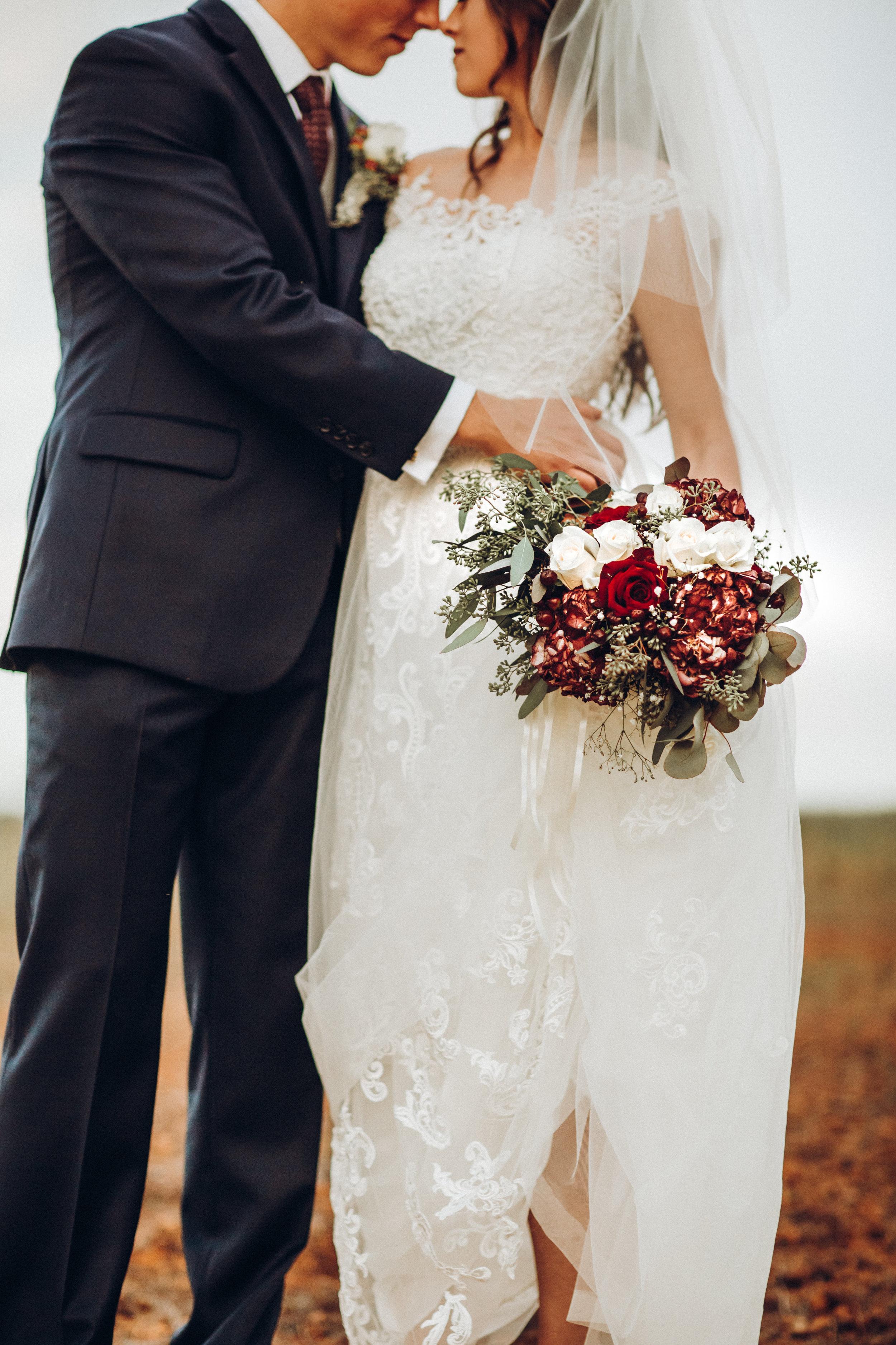 7. Bride + Groom -  Romantic Backyard Farm Wedding - Lauren+Daniel 021.jpg