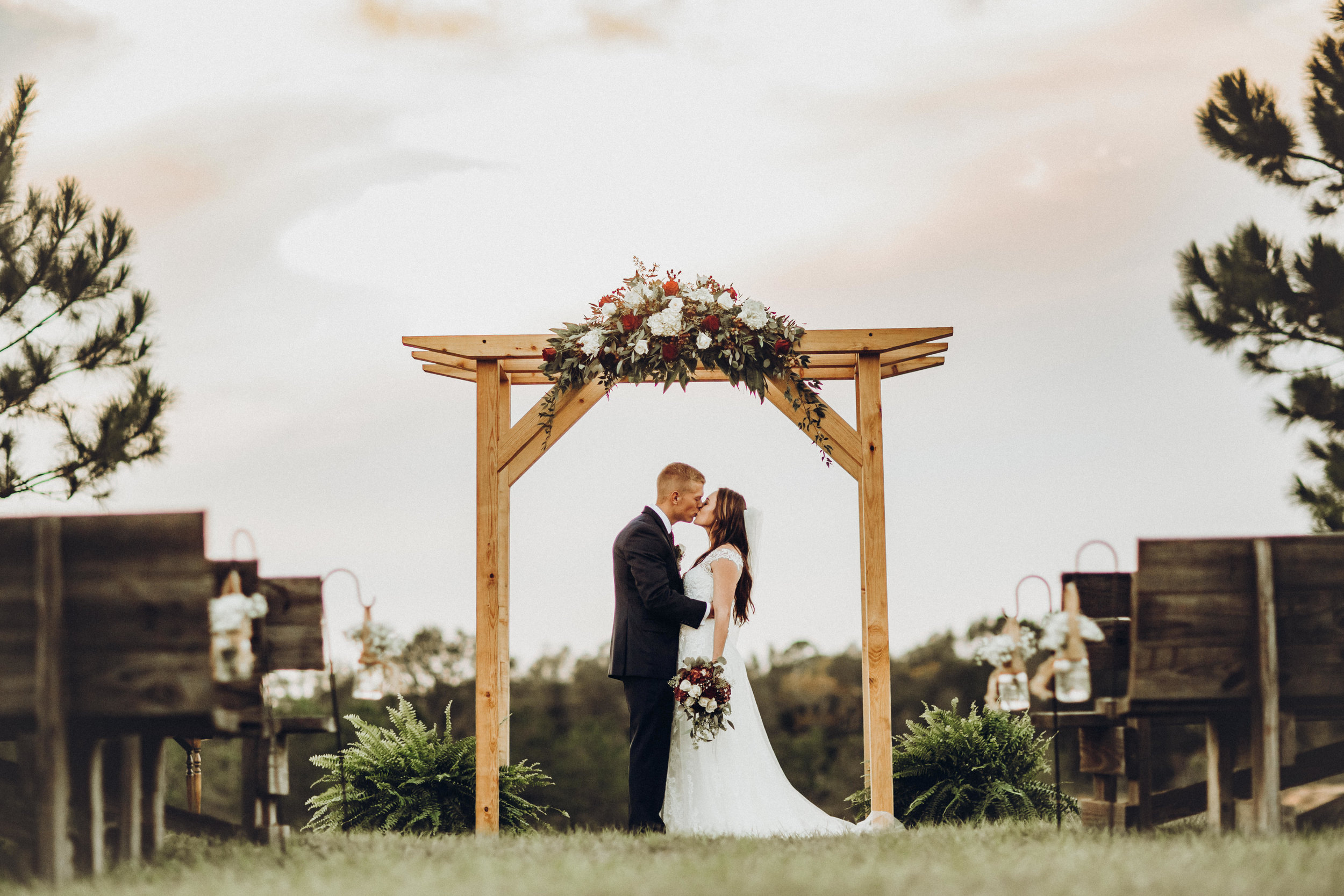 7. Bride + Groom -  Romantic Backyard Farm Wedding - Lauren+Daniel 033.jpg