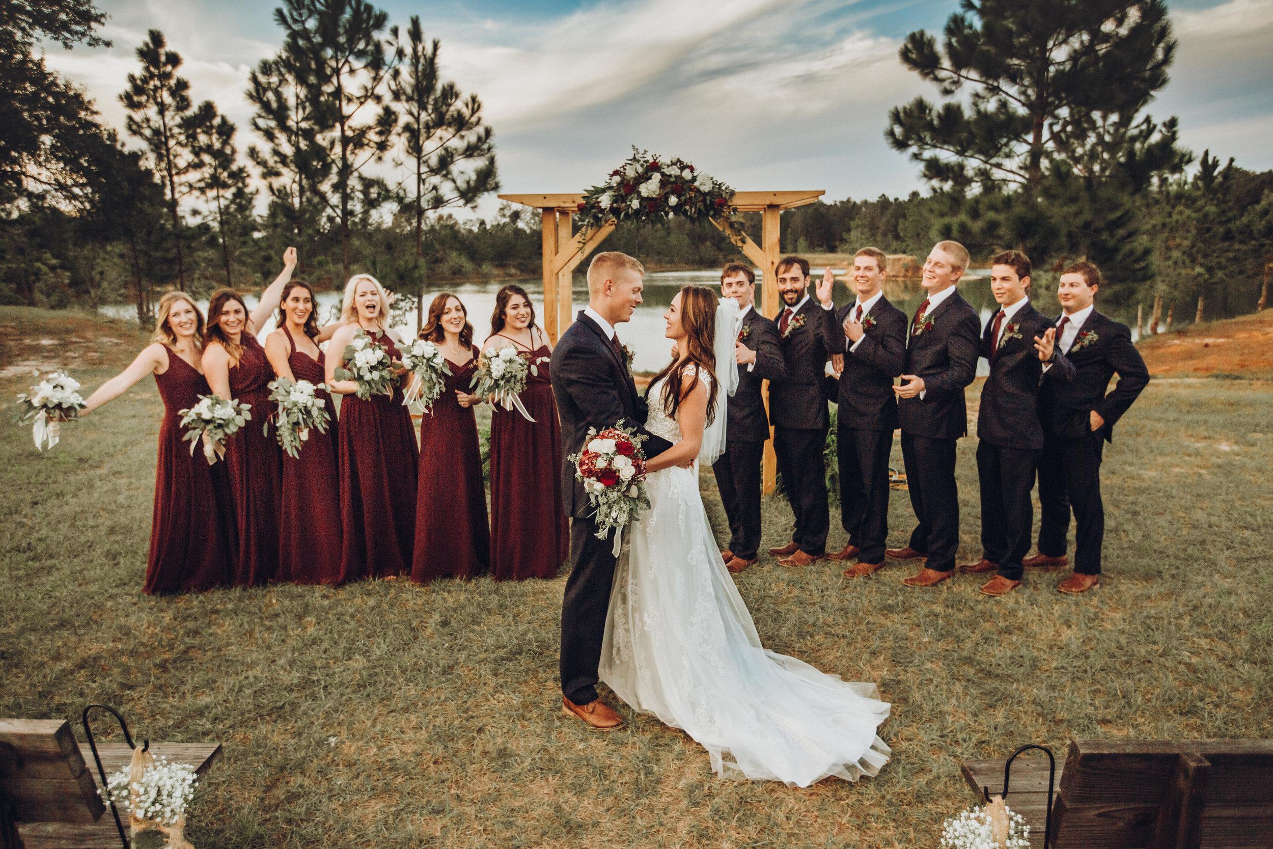 6. Bridal Party - Romantic Backyard Farm Wedding - Lauren+Daniel 003.jpg