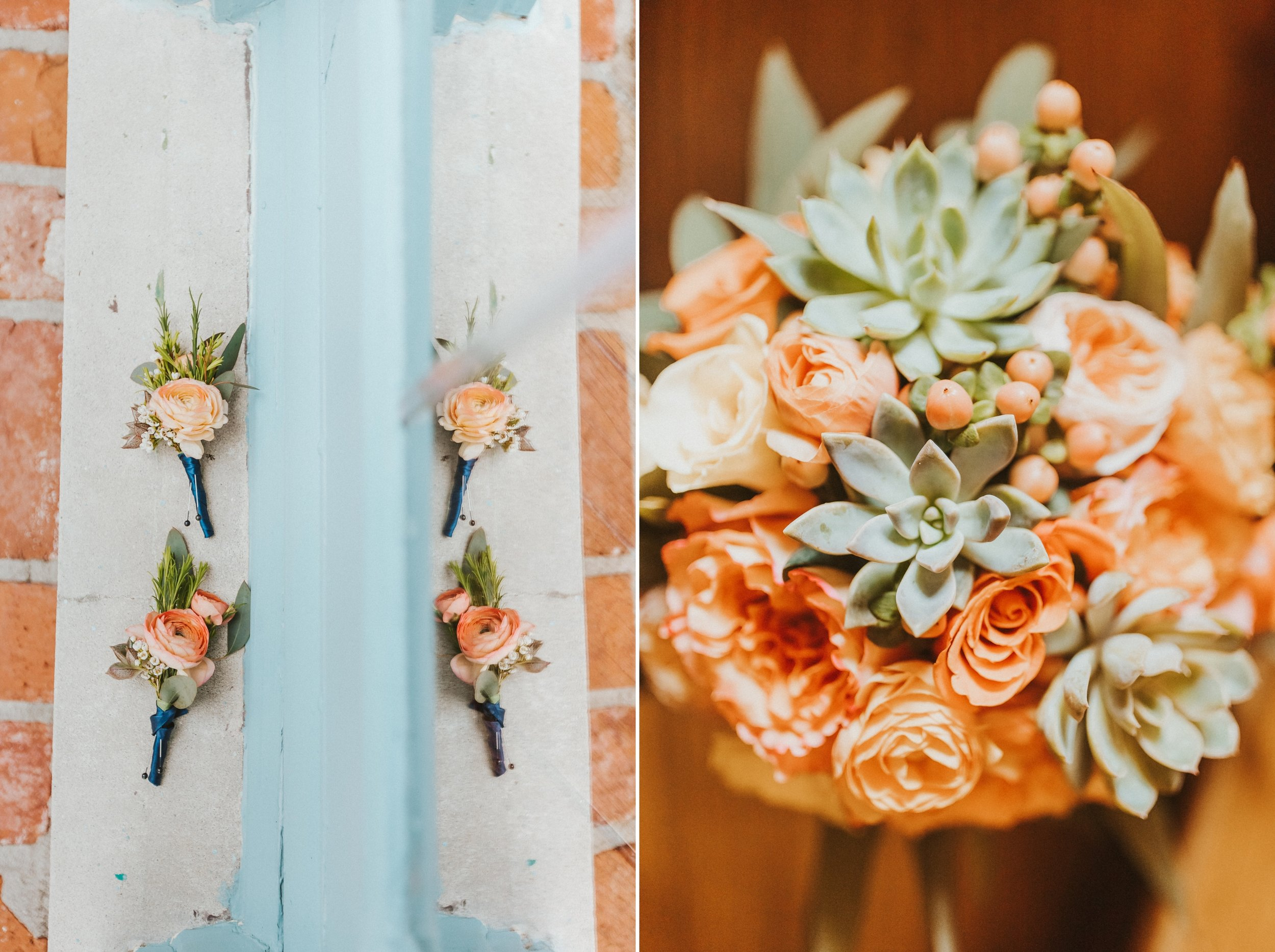 Navy & Copper Casa Feliz Wedding- Travel Inspired LGBT Groom + Groom Wedding- via ShainaDeCiryan.com3.jpg