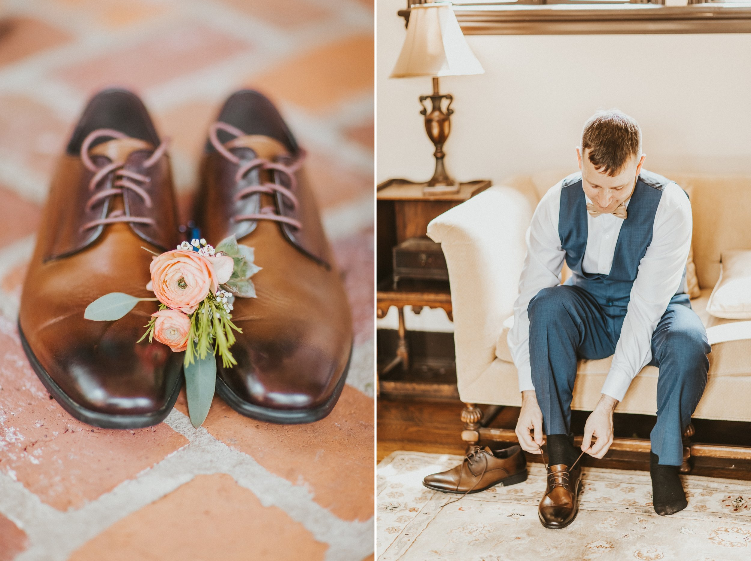 Navy & Copper Casa Feliz Wedding- Travel Inspired LGBT Groom + Groom Wedding- via ShainaDeCiryan.com7.jpg