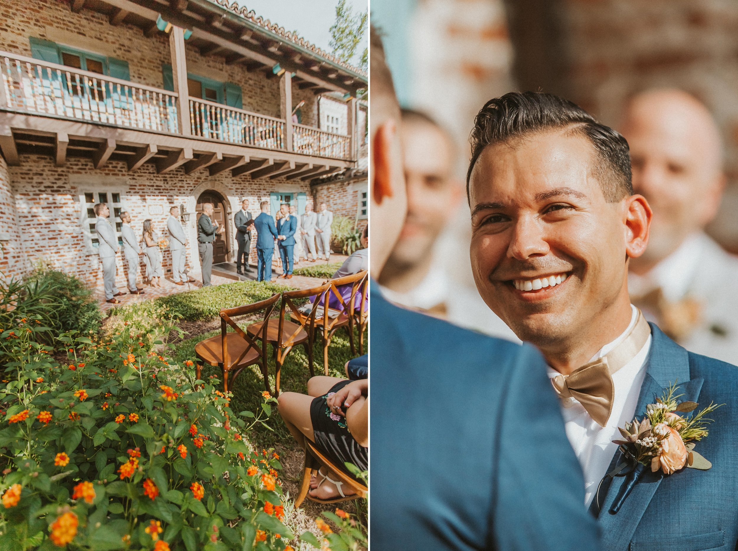 Navy & Copper Casa Feliz Wedding- Travel Inspired LGBT Groom + Groom Wedding- via ShainaDeCiryan.com16.jpg