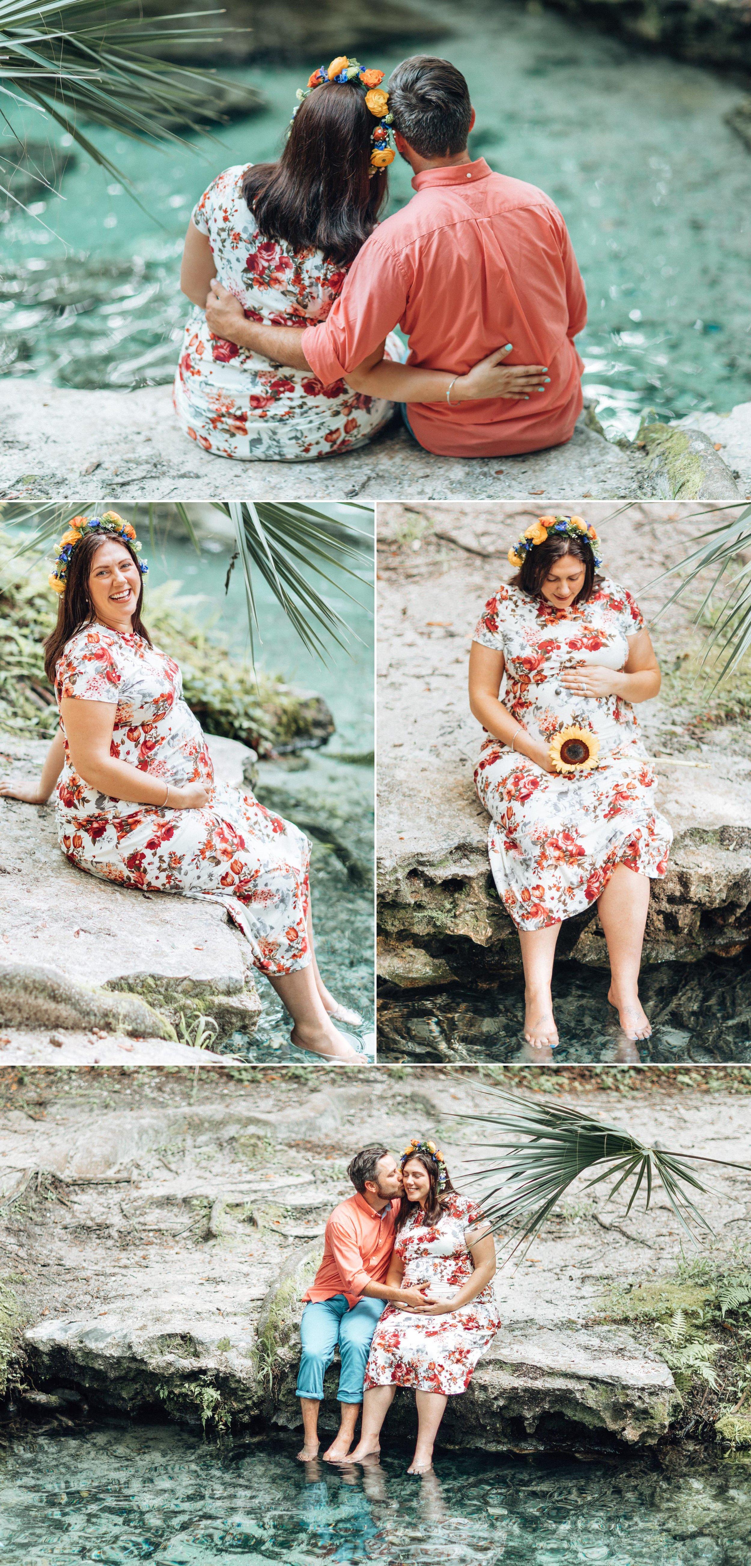 Boho Florida Maternity Photo Session- Kelly Springs State Park-Meghan+Michael3.jpg