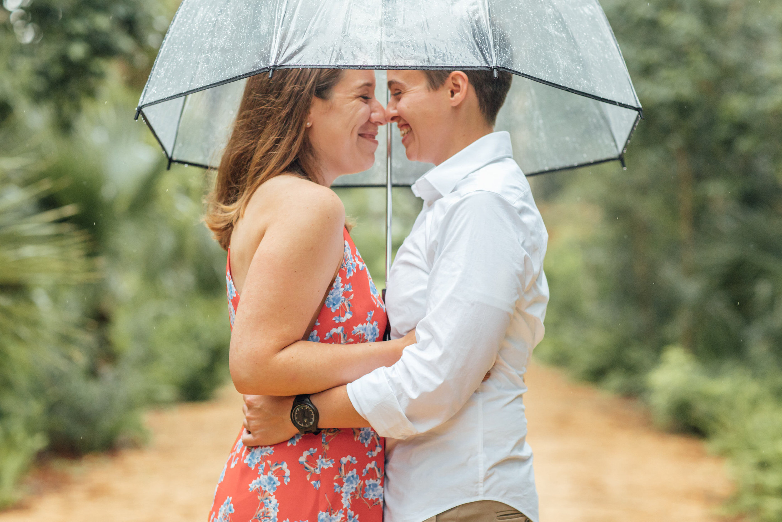 Orlando Natural Forest State Park Engagement Photos- Romantic LGBT Engaged Couples photos29.jpg