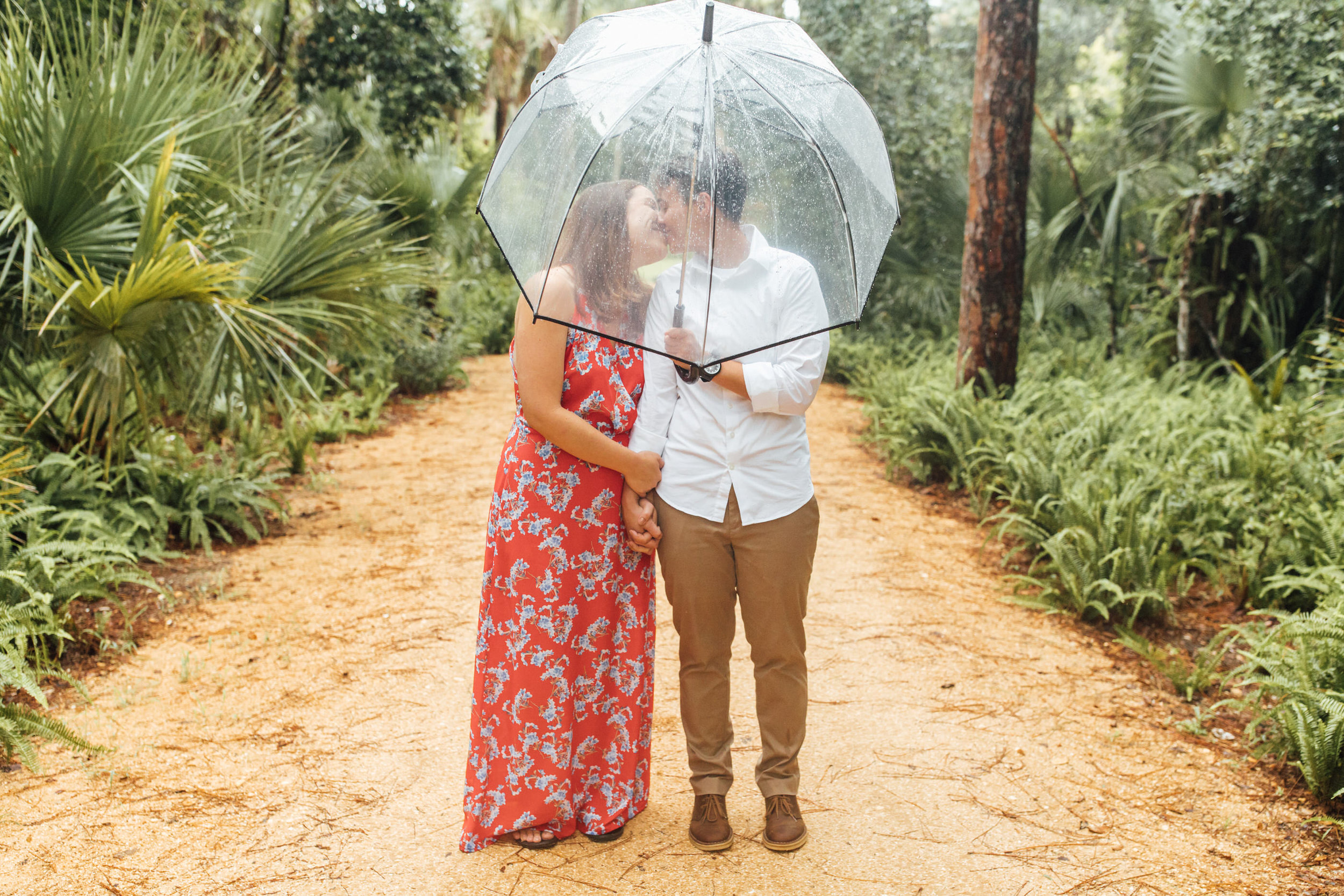 Orlando Natural Forest State Park Engagement Photos- Romantic LGBT Engaged Couples photos25.jpg