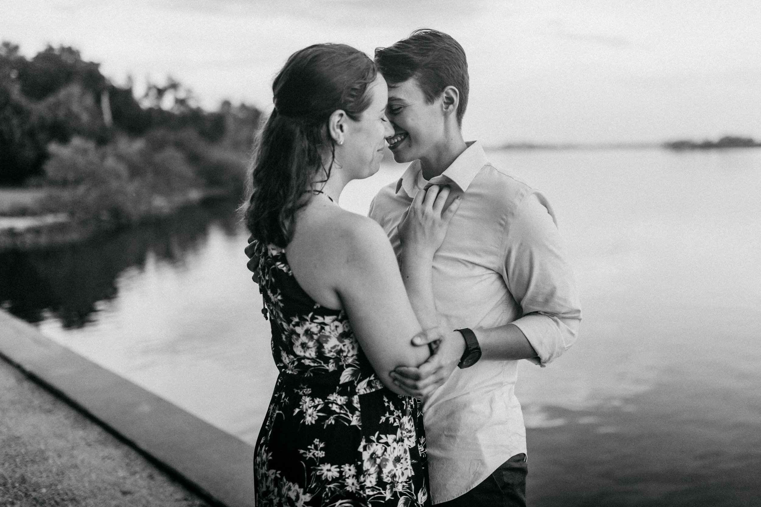 Orlando Natural Forest State Park Engagement Photos- Romantic LGBT Engaged Couples photos136.jpg