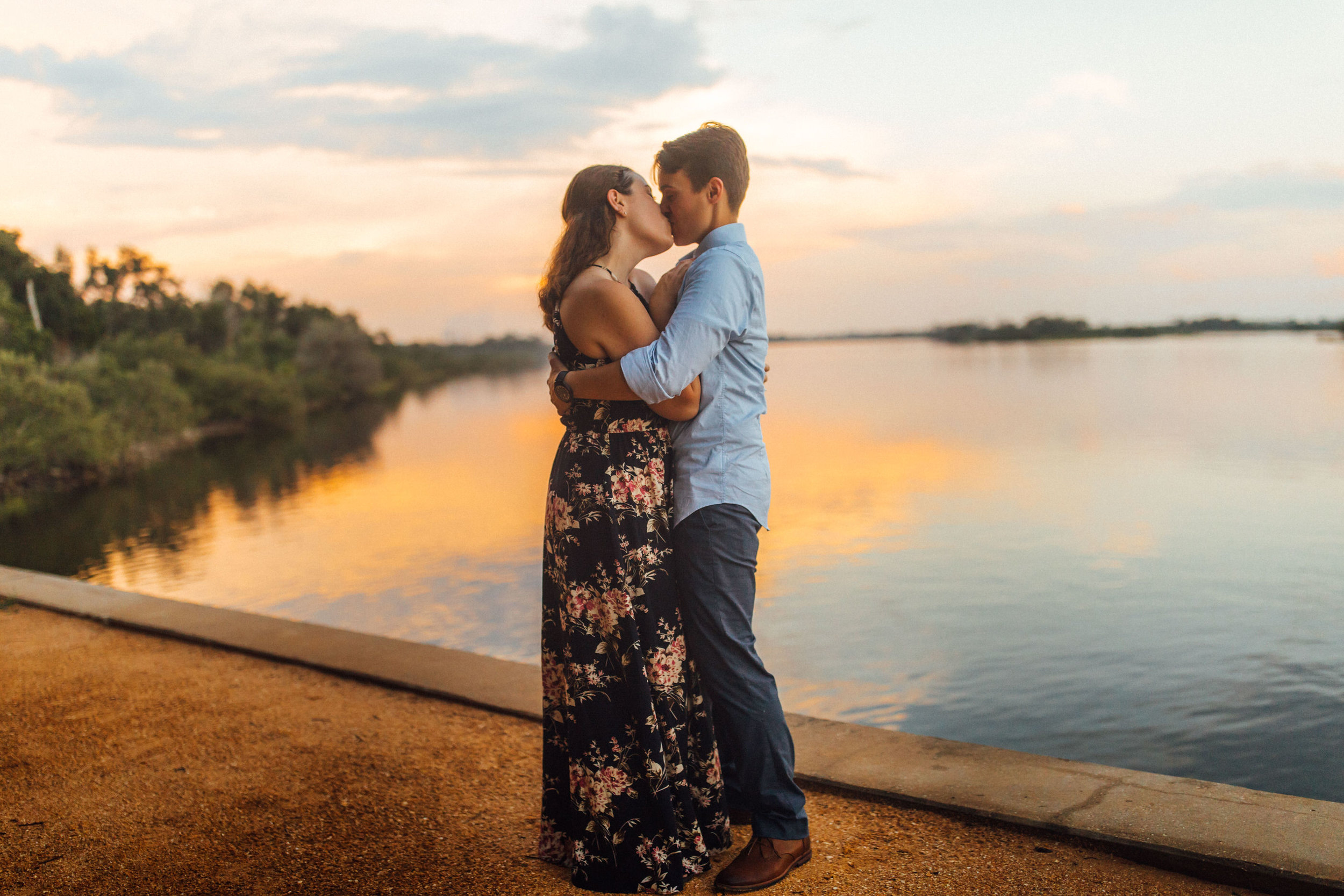 Orlando Natural Forest State Park Engagement Photos- Romantic LGBT Engaged Couples photos140.jpg