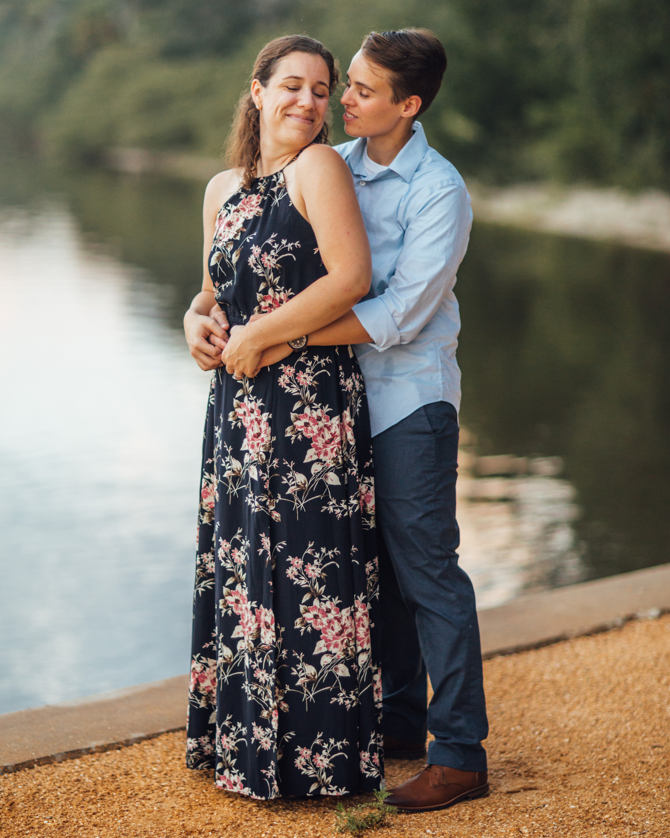 Orlando Natural Forest State Park Engagement Photos- Romantic LGBT Engaged Couples photos129.jpg