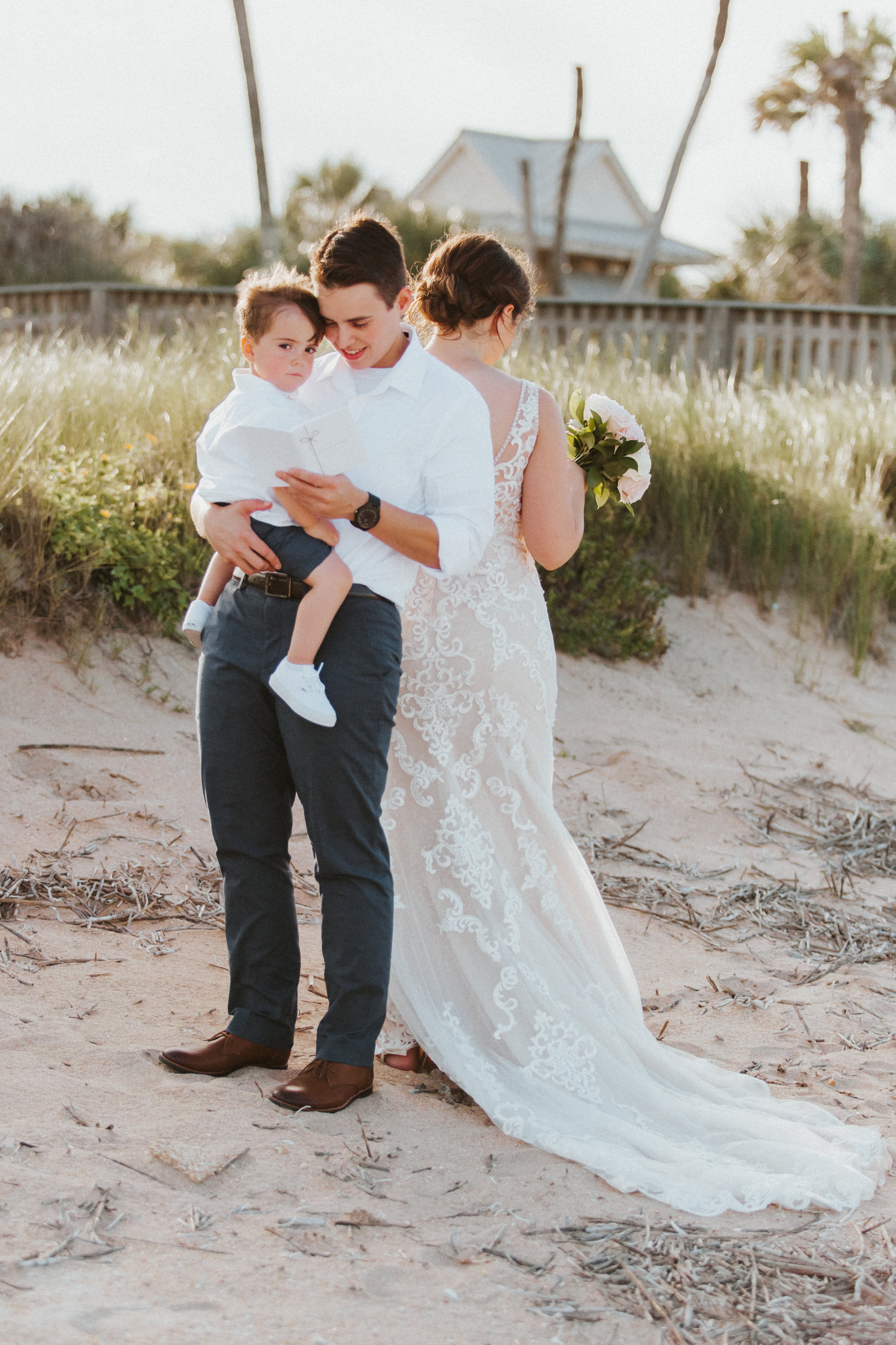 0. Intimate Beach Elopement Photos- LGBT Bridal couple - Kayla + Kelly-66.jpg
