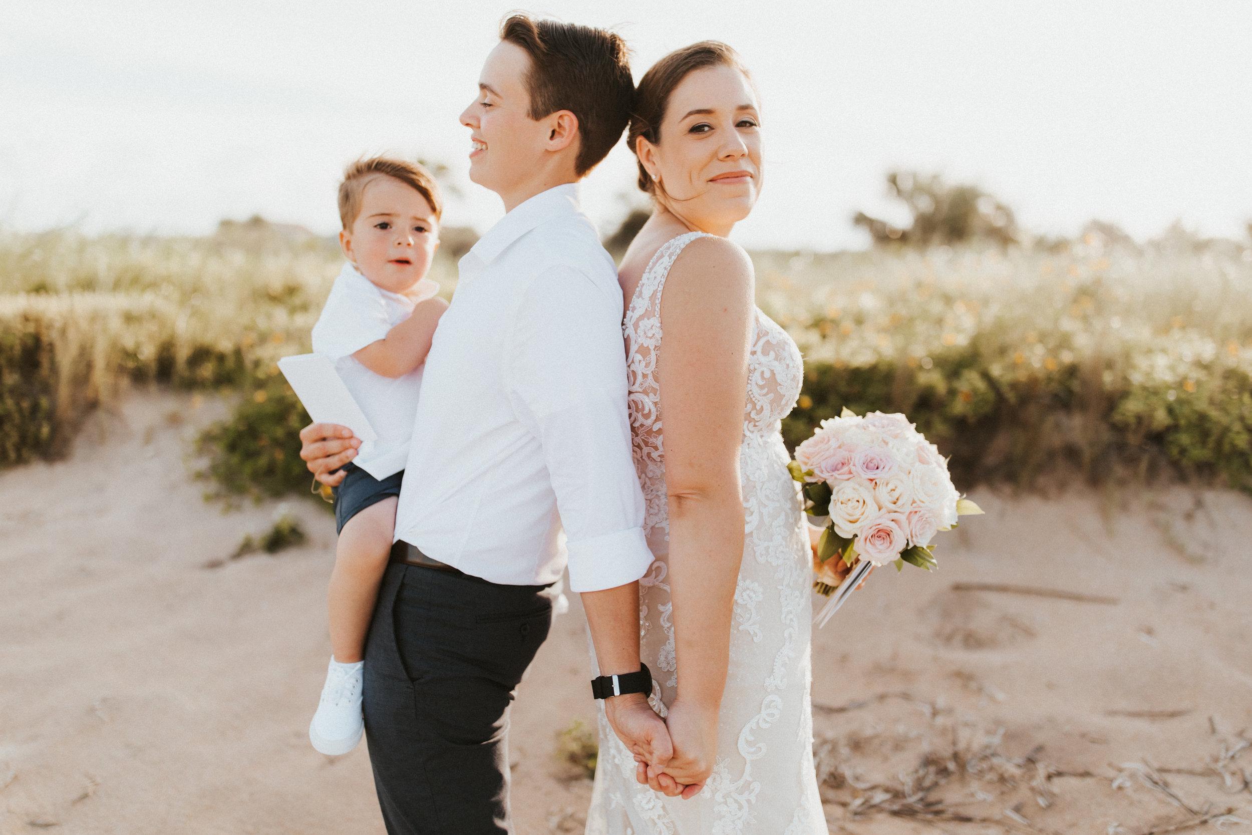 0. Intimate Beach Elopement Photos- LGBT Bridal couple - Kayla + Kelly-71.jpg