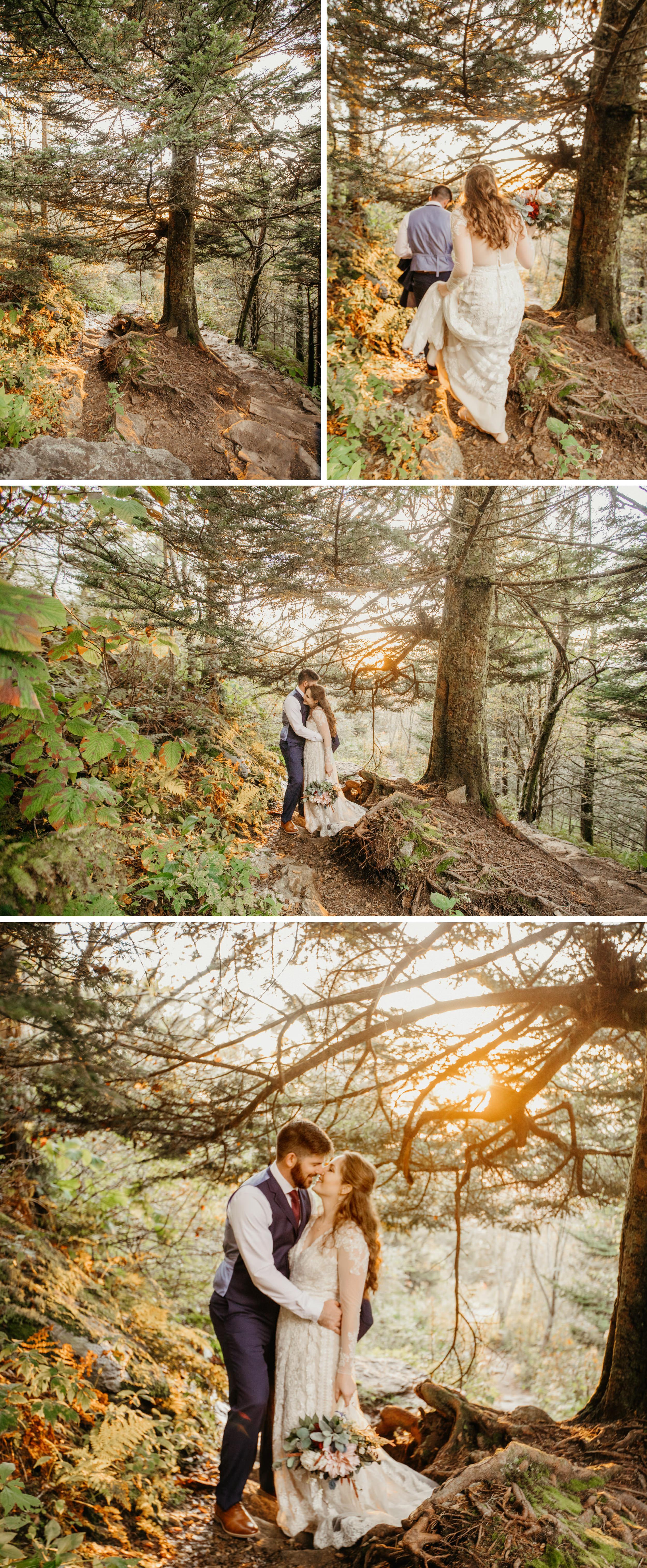 Great Smoky Mountain National Park Elopement- Cole + Rachel- Photographer Shaina DeCiryan-11.20188.jpg