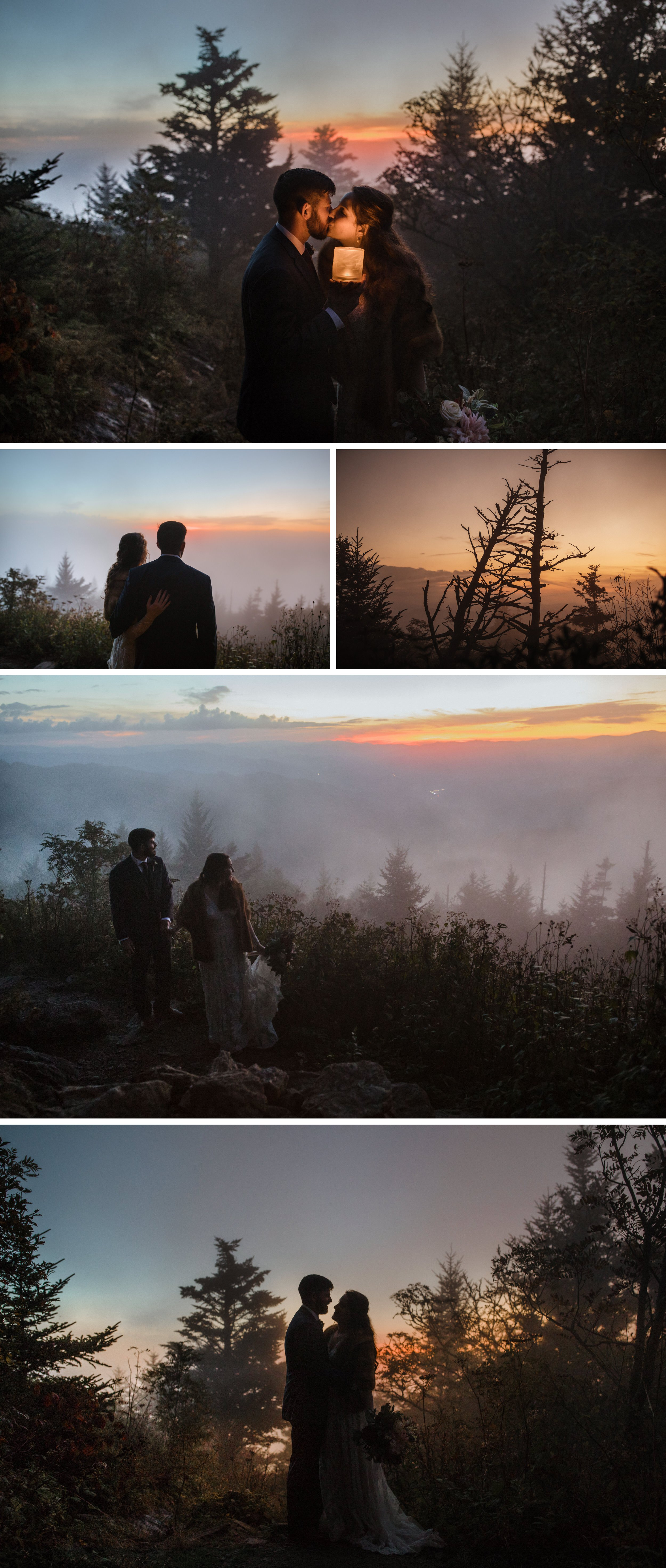 Great Smoky Mountain National Park Elopement- Cole + Rachel- Photographer Shaina DeCiryan-11.201813.jpg