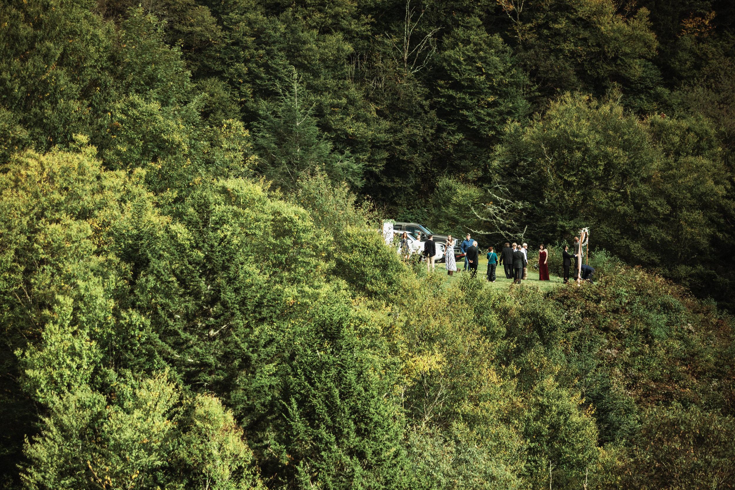 3. Elopement Ceremony- Cole + Rachel's Great Smoky Mountain National Park Elopement-2.jpg