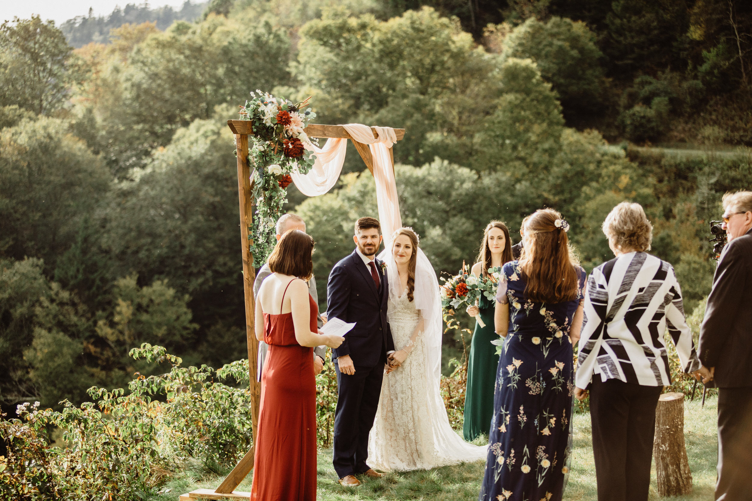 3. Elopement Ceremony- Cole + Rachel's Great Smoky Mountain National Park Elopement-108.jpg