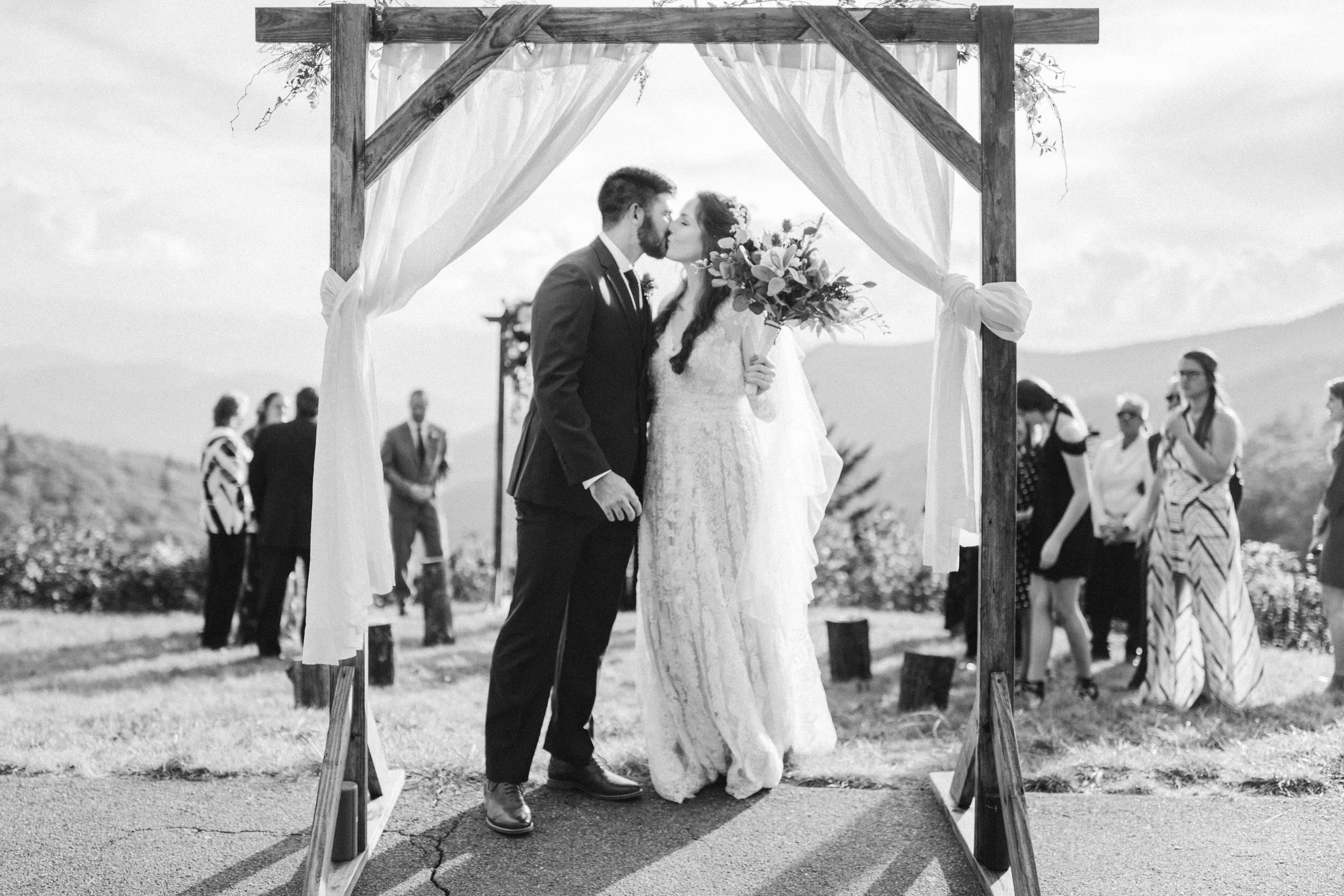 3. Elopement Ceremony- Cole + Rachel's Great Smoky Mountain National Park Elopement-184.jpg