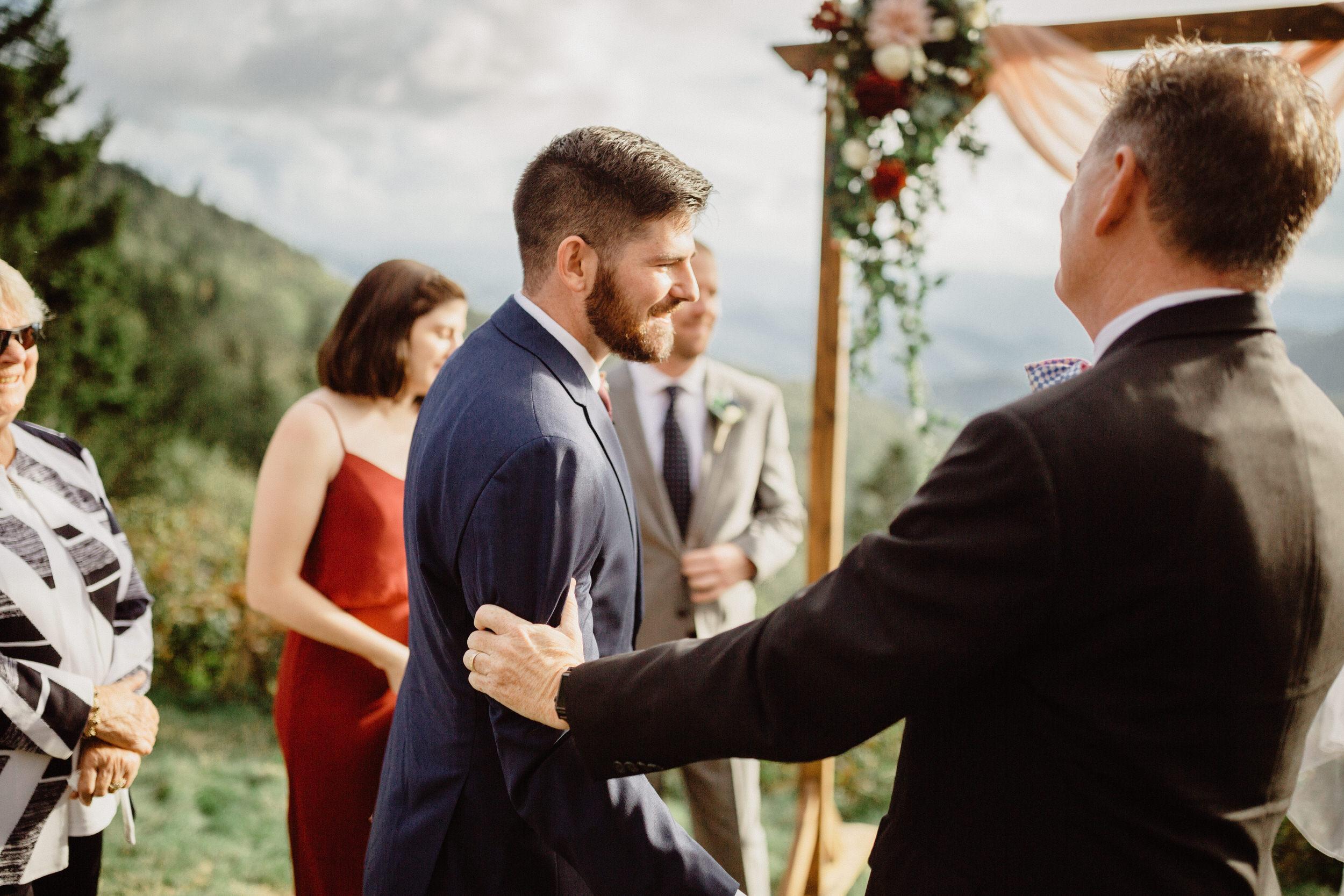 3. Elopement Ceremony- Cole + Rachel's Great Smoky Mountain National Park Elopement-211.jpg