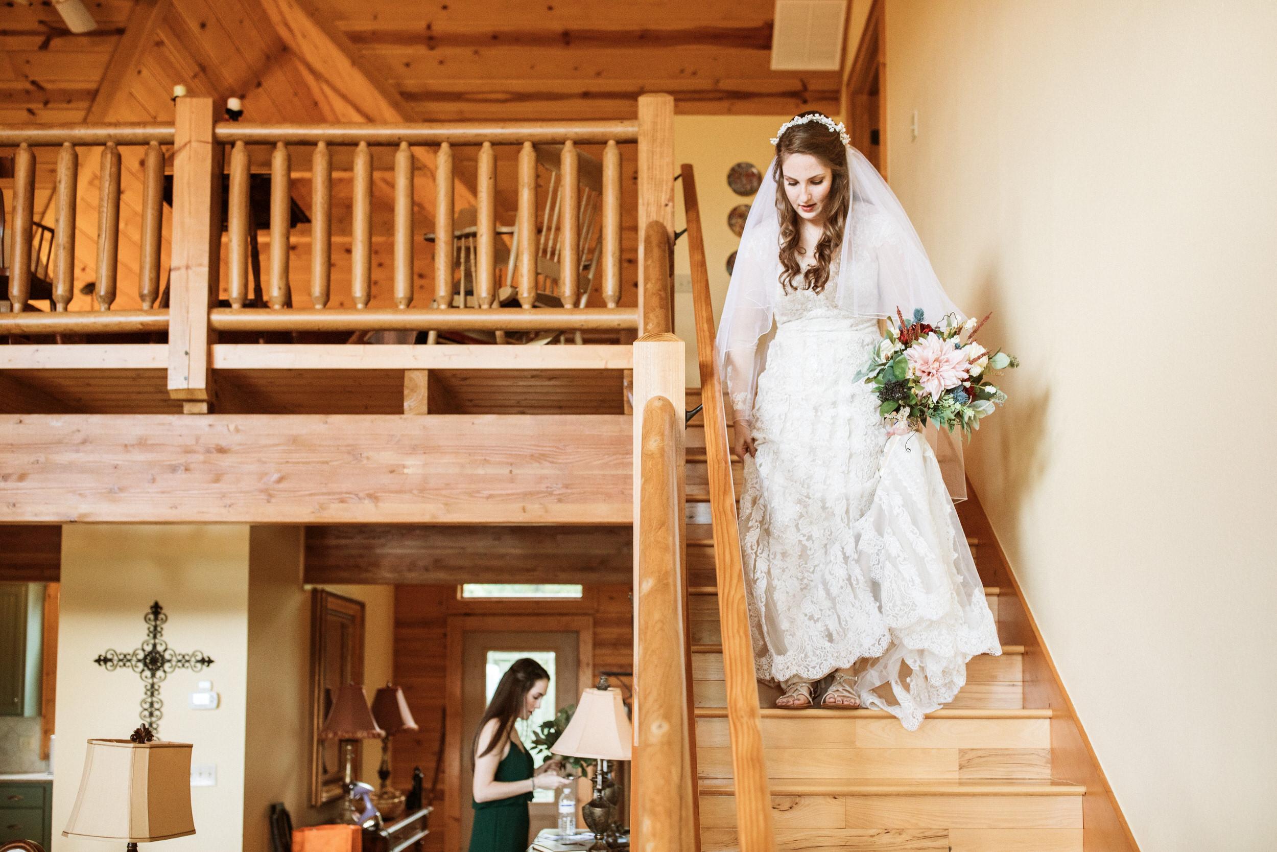 1. Bride's morning- Cole + Rachel's Great Smoky Mountain National Park Elopement-189.jpg