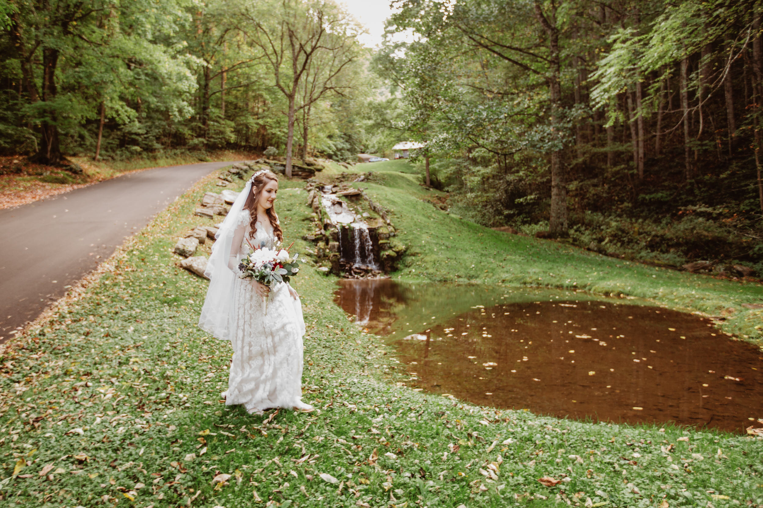 1. Bride's morning- Cole + Rachel's Great Smoky Mountain National Park Elopement-209.jpg