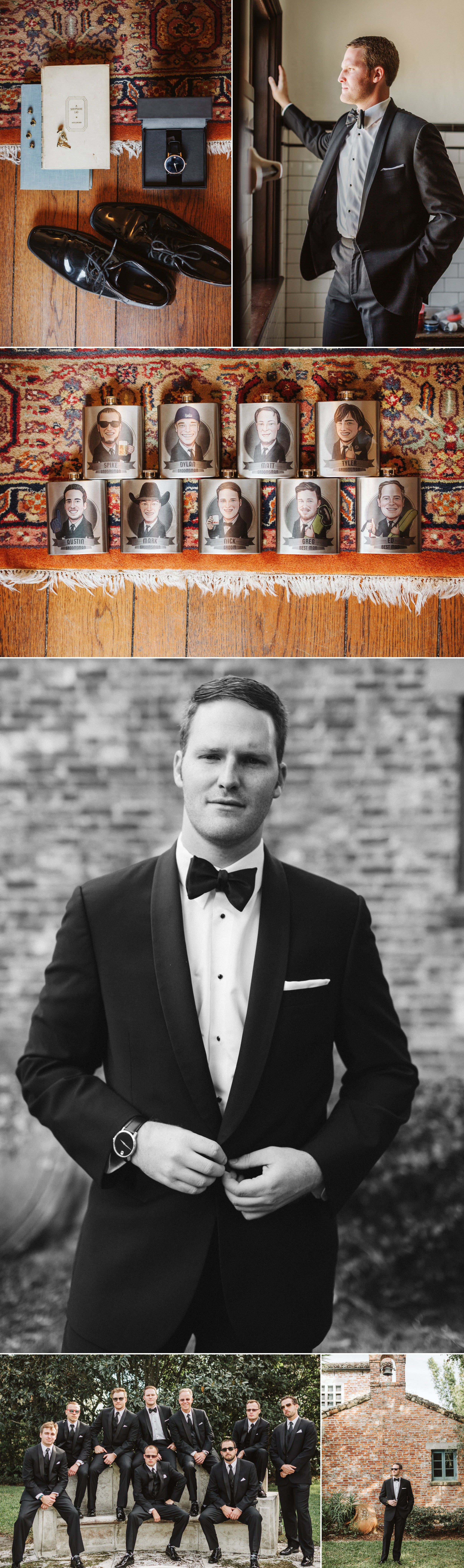 Casa Feliz Romantic Black Tie Wedding- Nick + Marissa- by Shaina DeCiryan Photography3.jpg