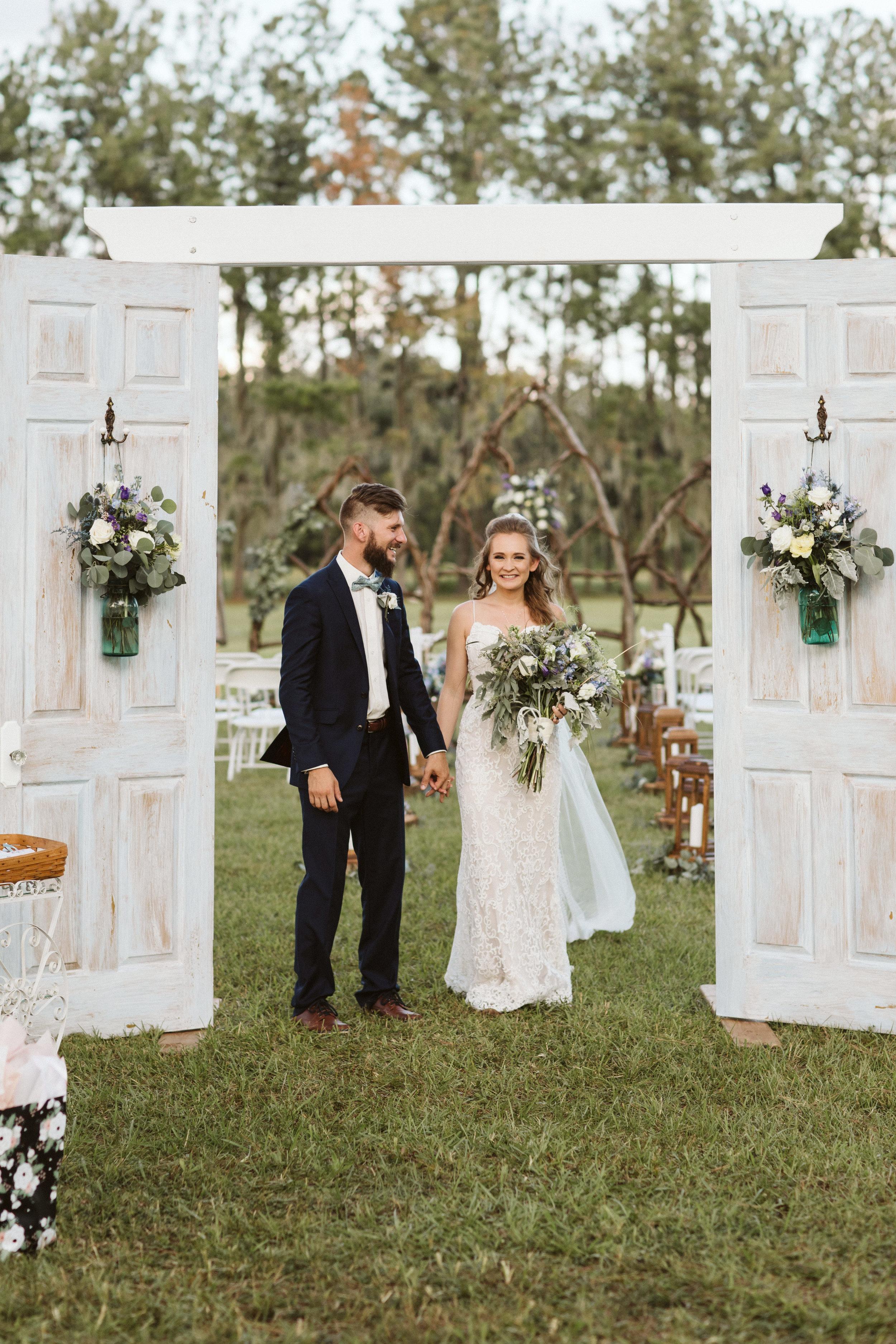 6. Bride + Groom- Courtney + Isaacs Sarasota Backyard Farm Wedding -38.jpg